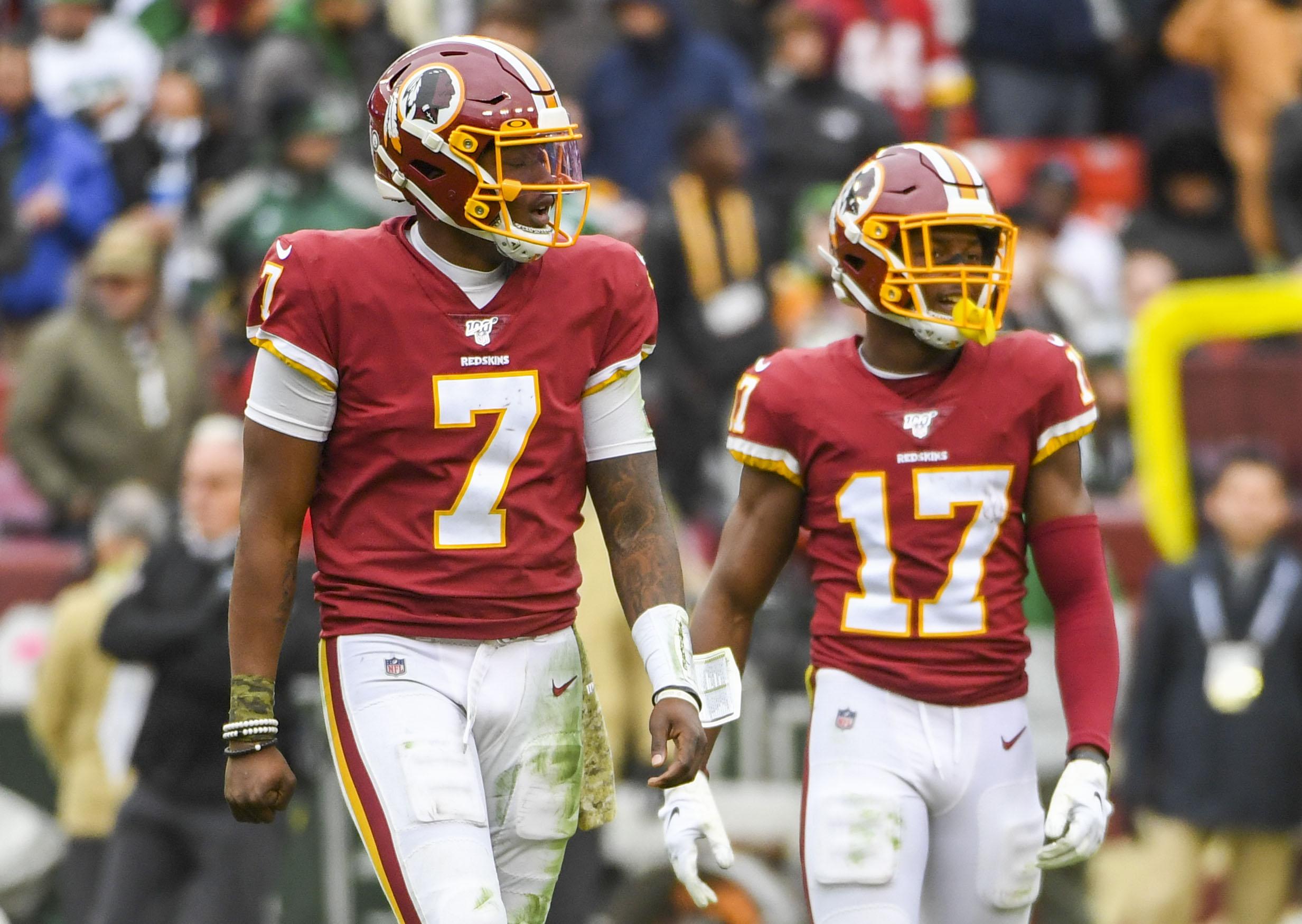 NFL-New York Jets at Washington Redskins