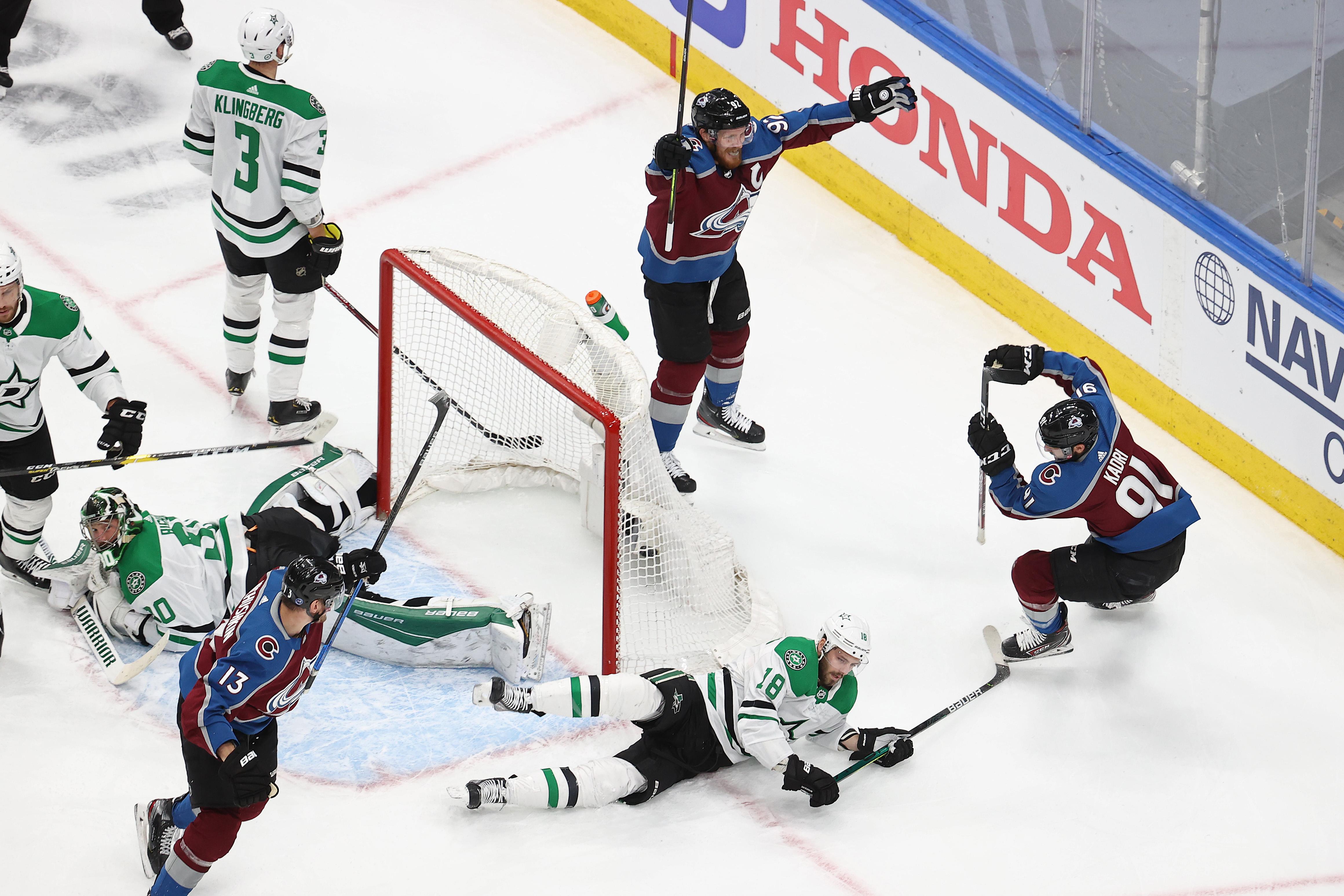 Dallas Stars v Colorado Avalanche - Game Five