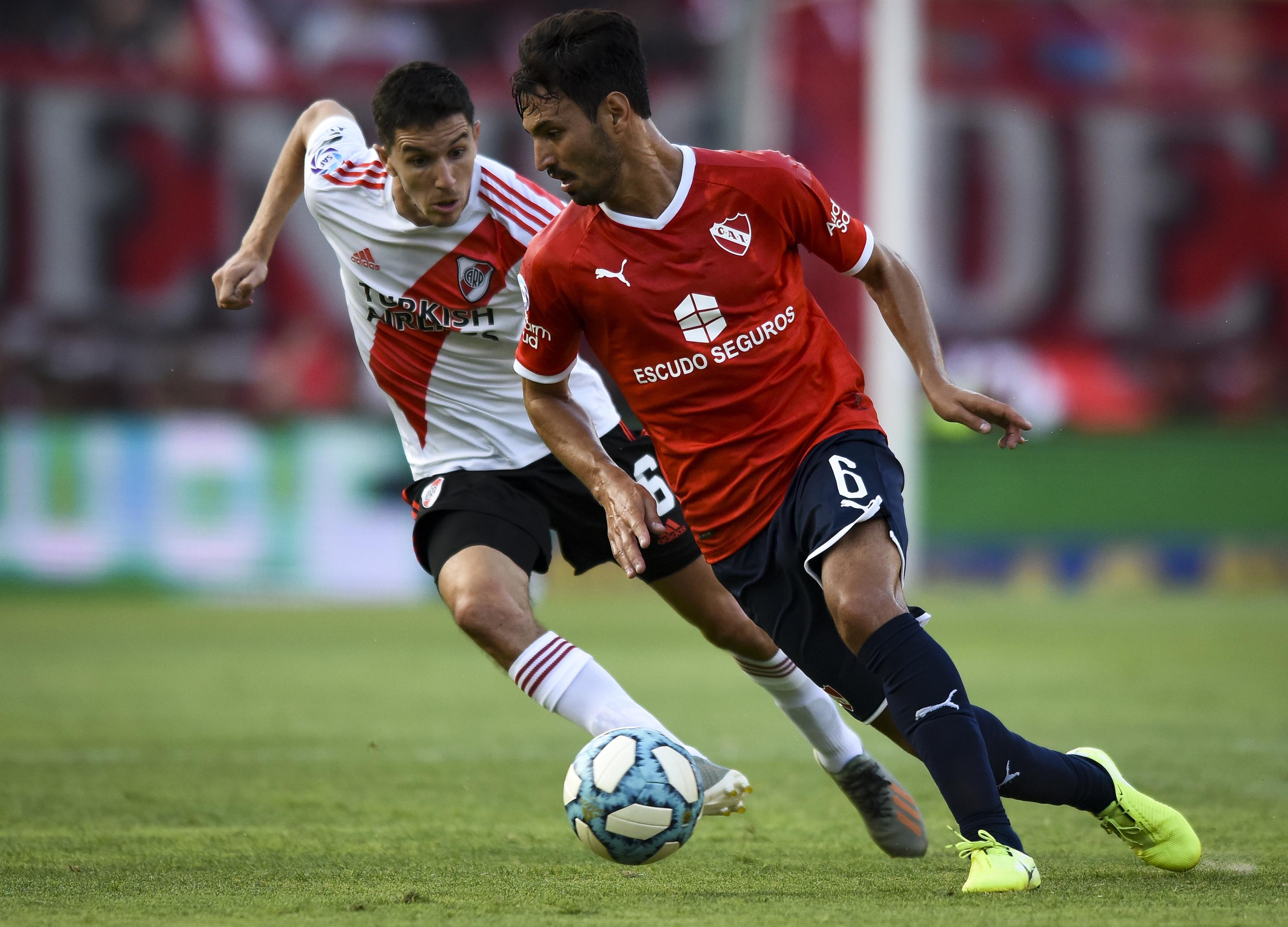 Independiente v River Plate - Superliga 2019/20
