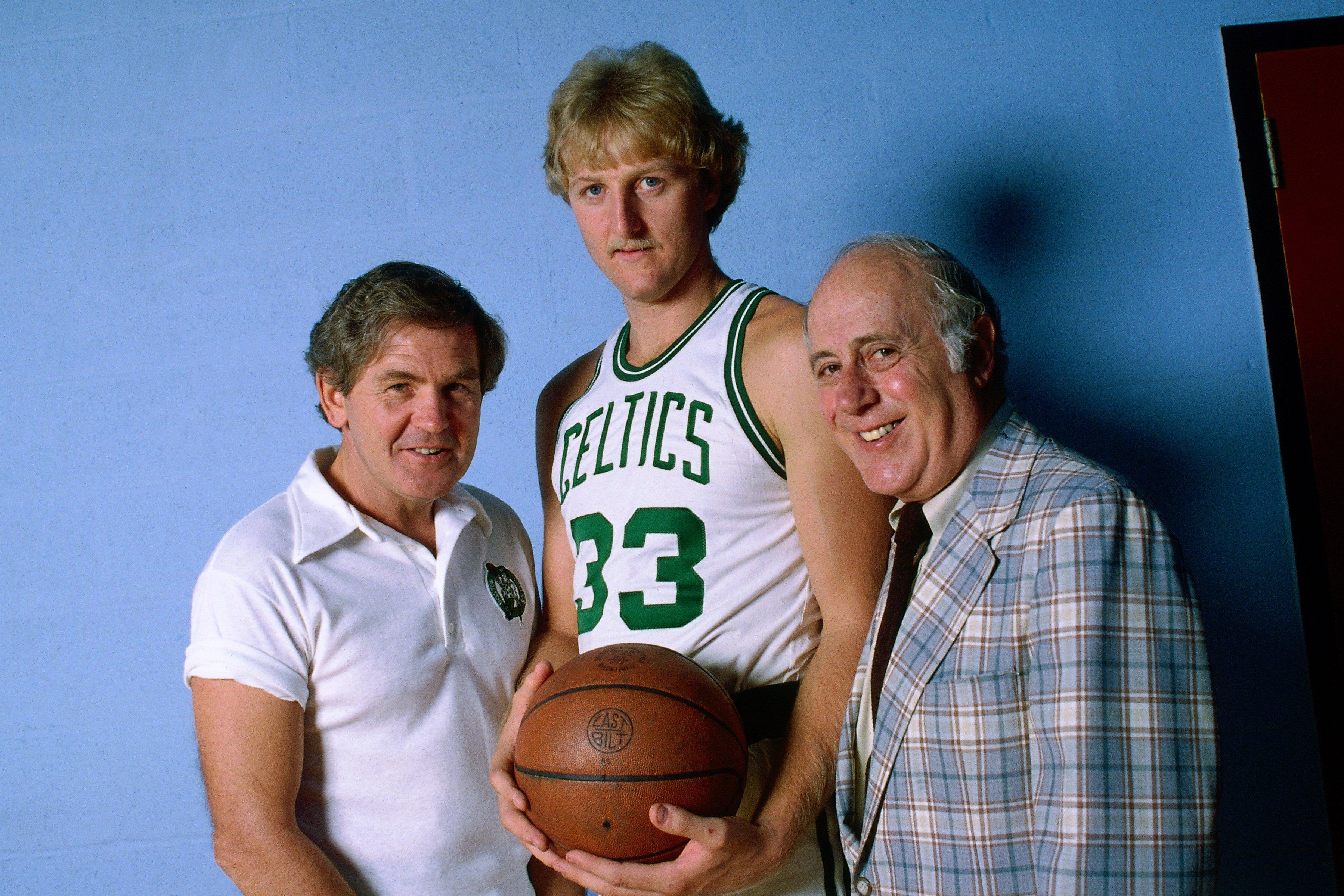 Boston Celtics Portraits