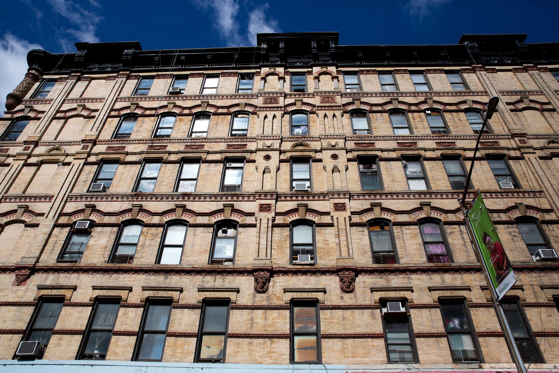 Lower East Side tenement
