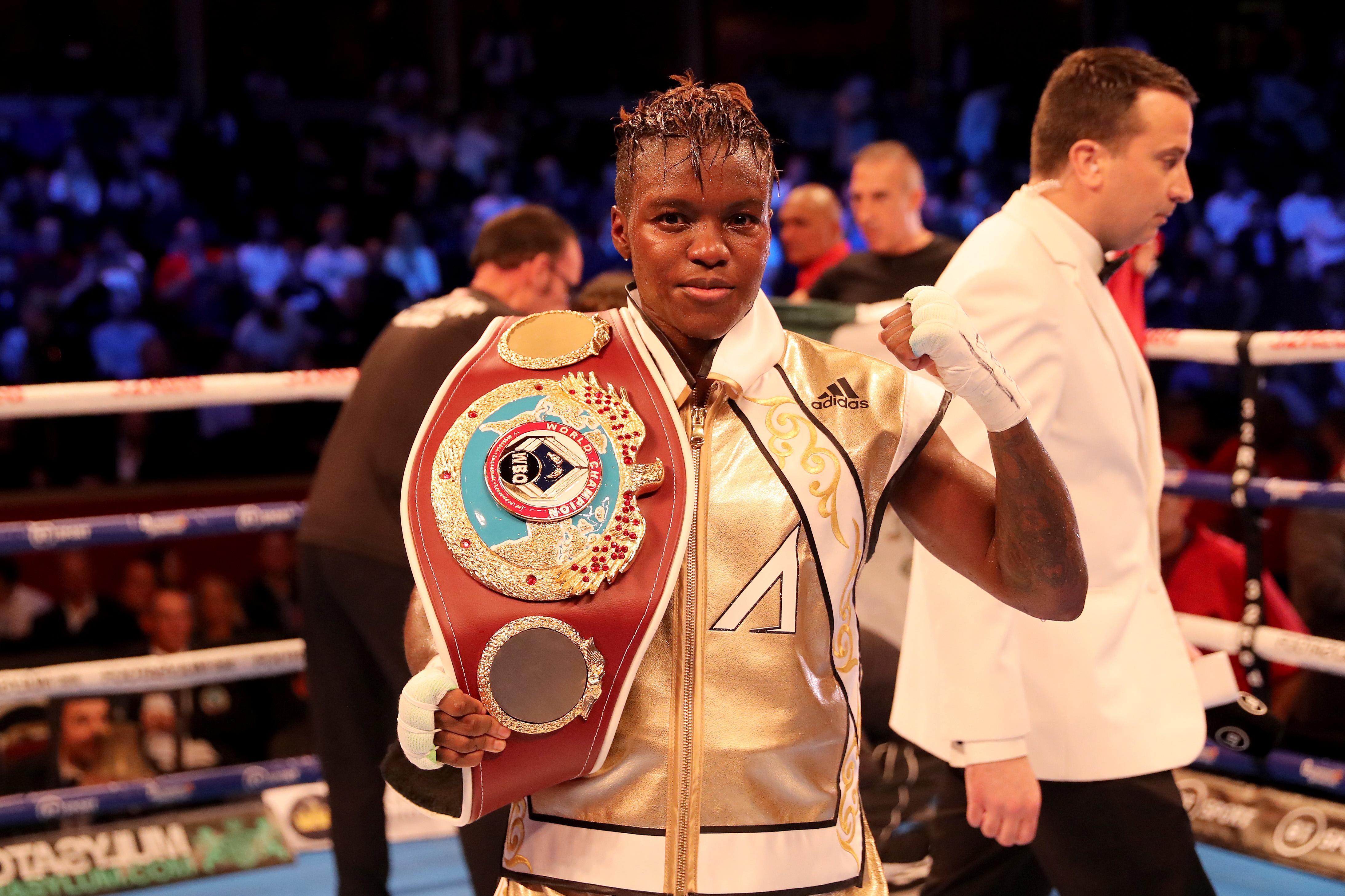 Boxing at The Royal Albert Hall
