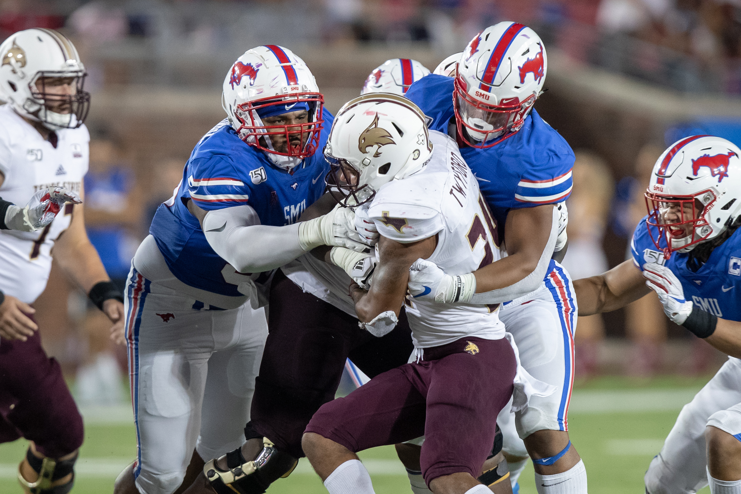 COLLEGE FOOTBALL: SEP 14 Texas State at SMU
