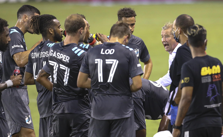 MLS: Minnesota United FC at Houston Dynamo