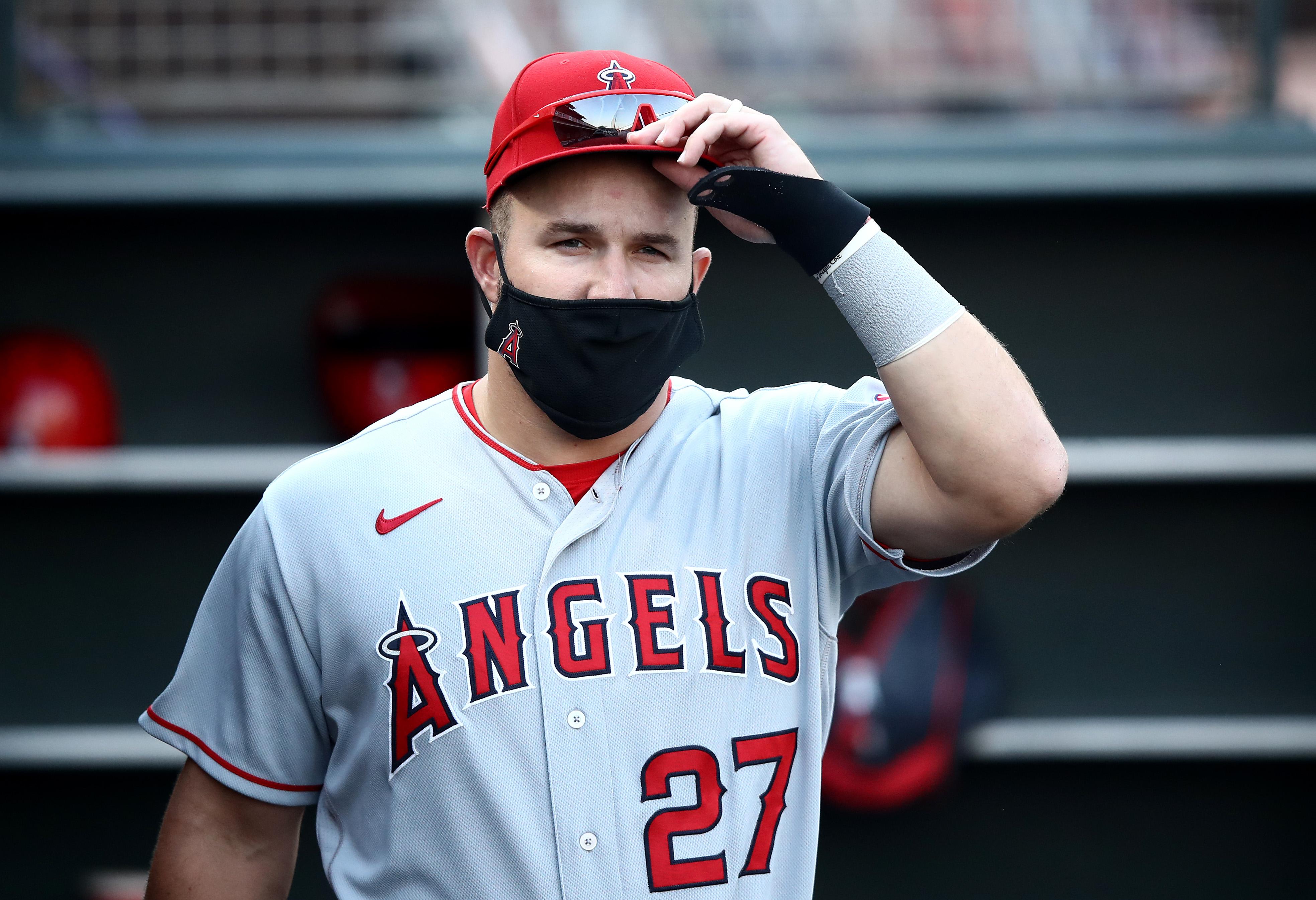 Los Angeles Angels v San Francisco Giants