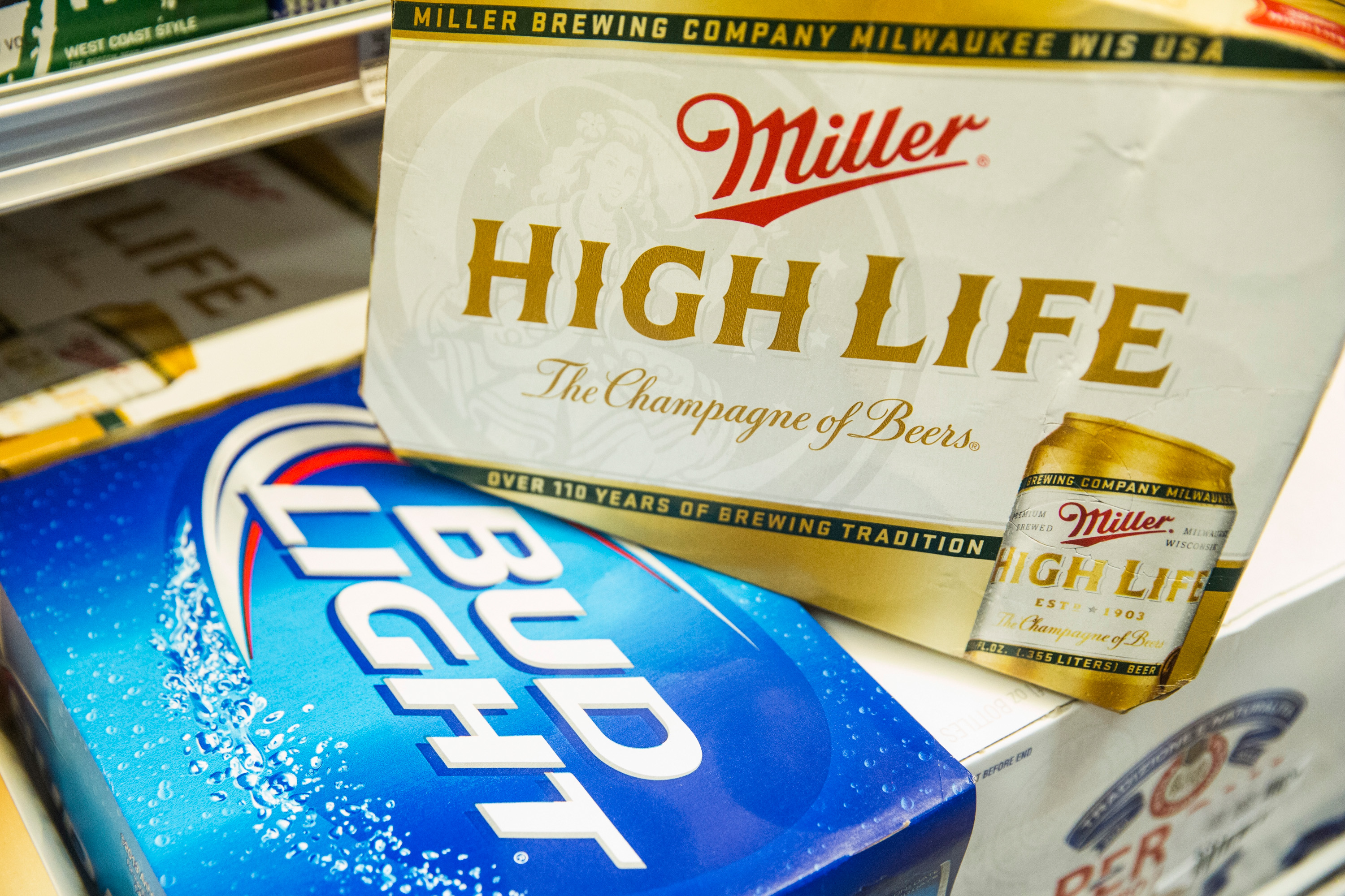 Budweiser Parent Company AB InBev Continues Efforts To Purchase Rival Miller