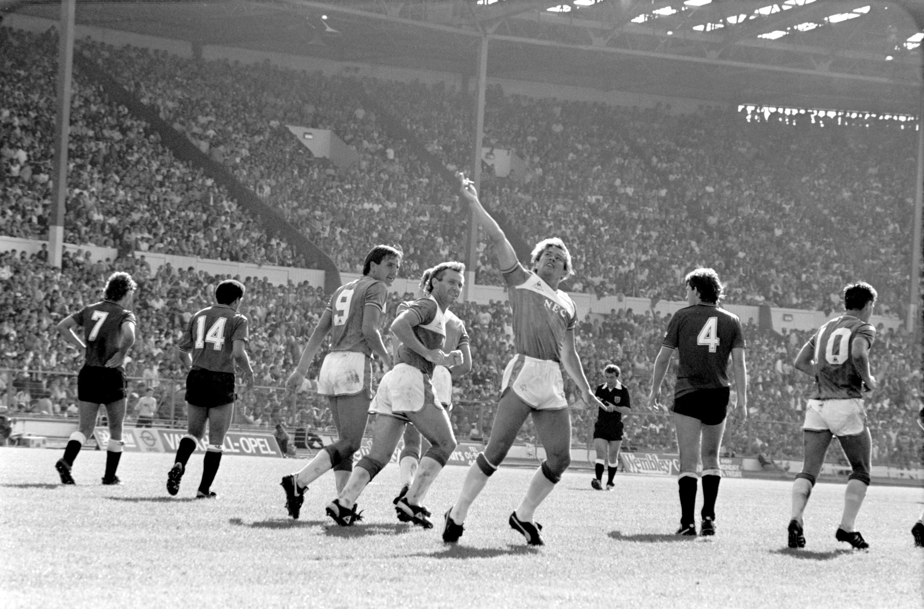 Soccer - FA Charity Shield - Everton v Manchester United