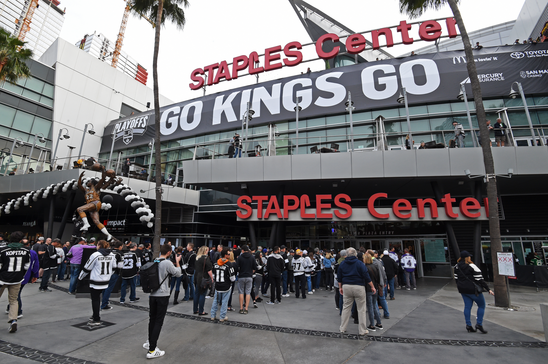 Vegas Golden Knights v Los Angeles Kings - Game Three