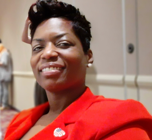 Philanise White, 1st Congressional District Republican nominee, 2020 election, candidate questionnaire