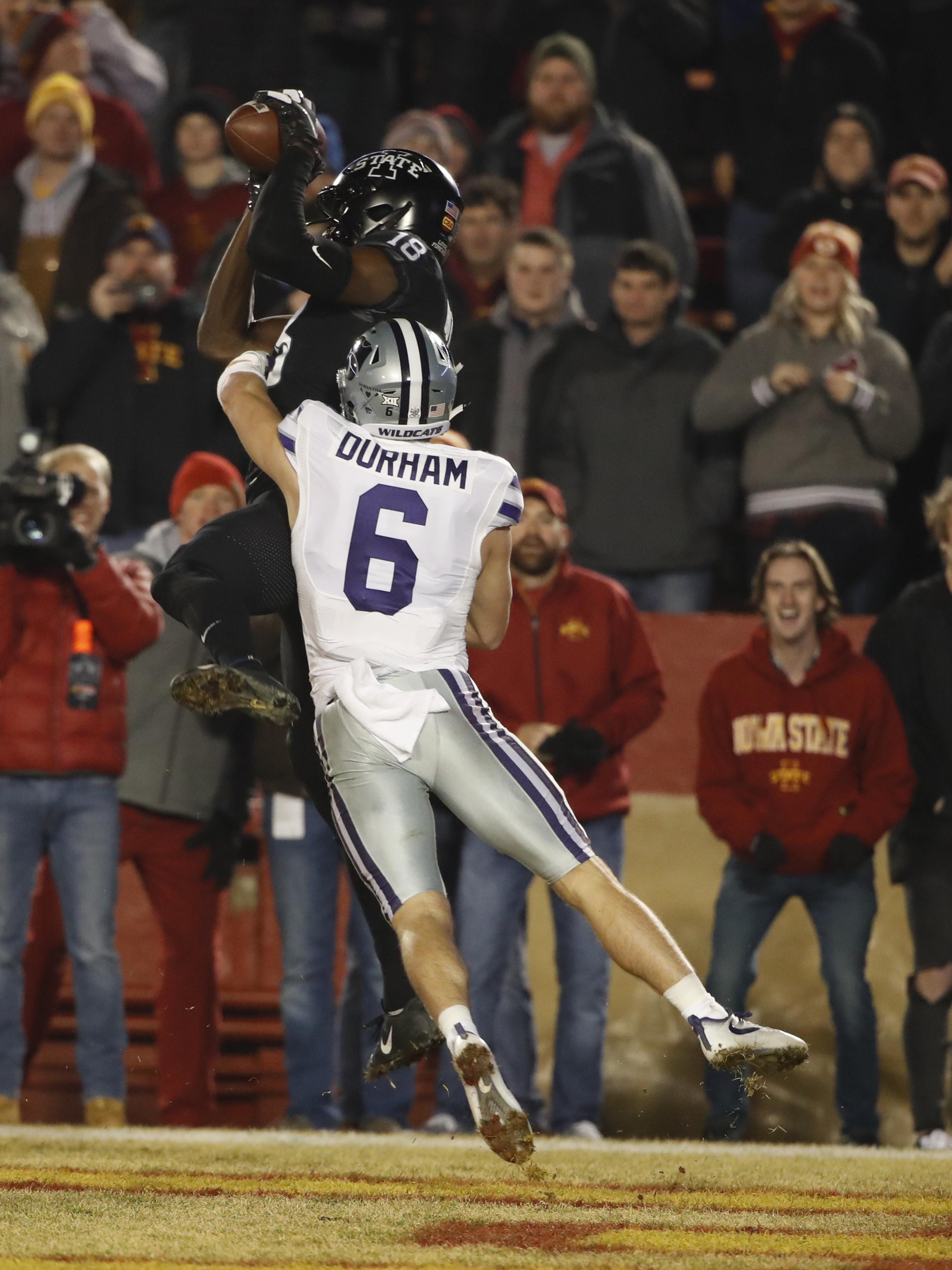#6 Johnathan Durham