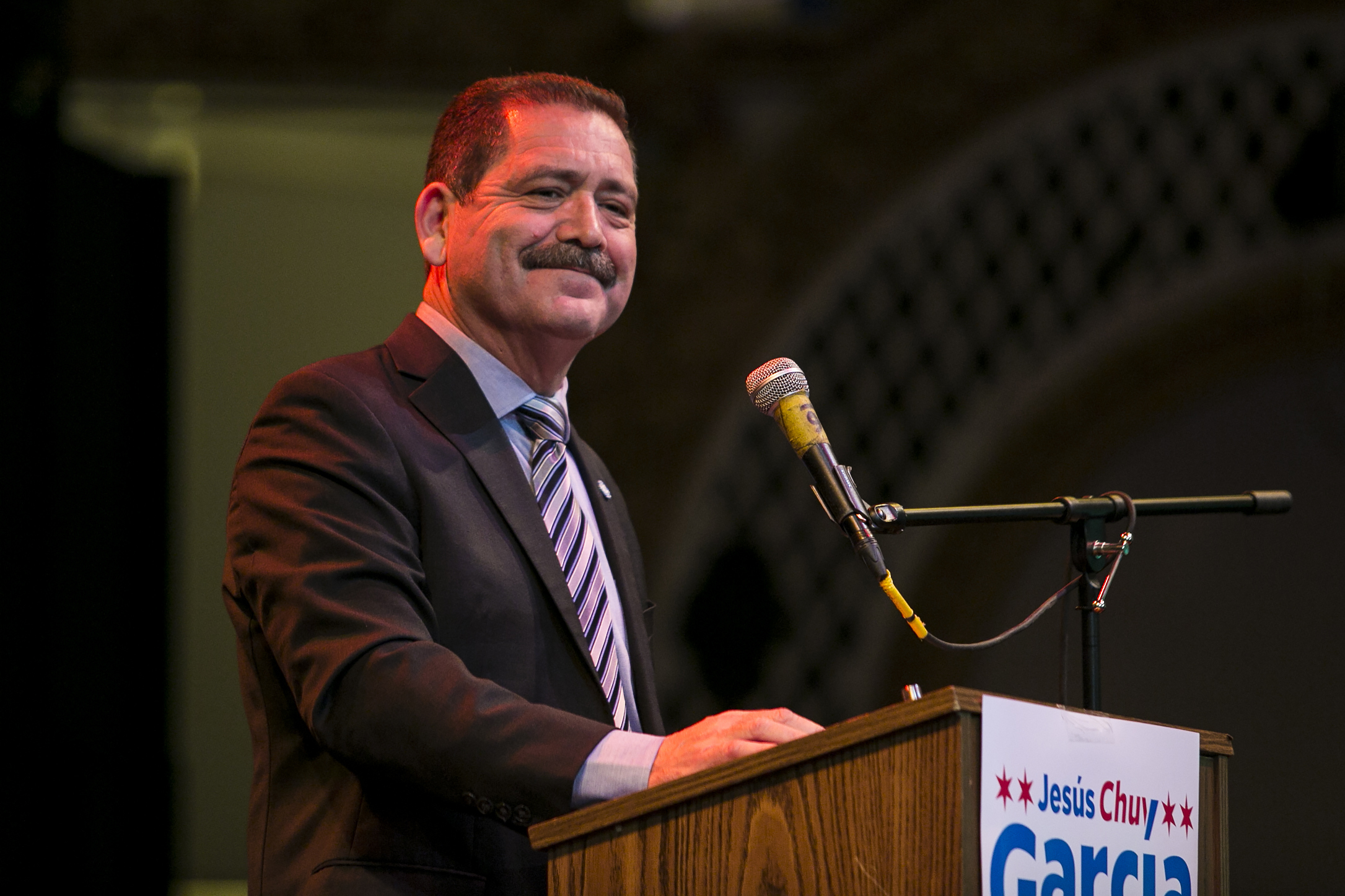 Jesús 'Chuy' García, 4th Congressional DistrictDemocratic nominee and incumbent, 2020 election candidate questionnaire