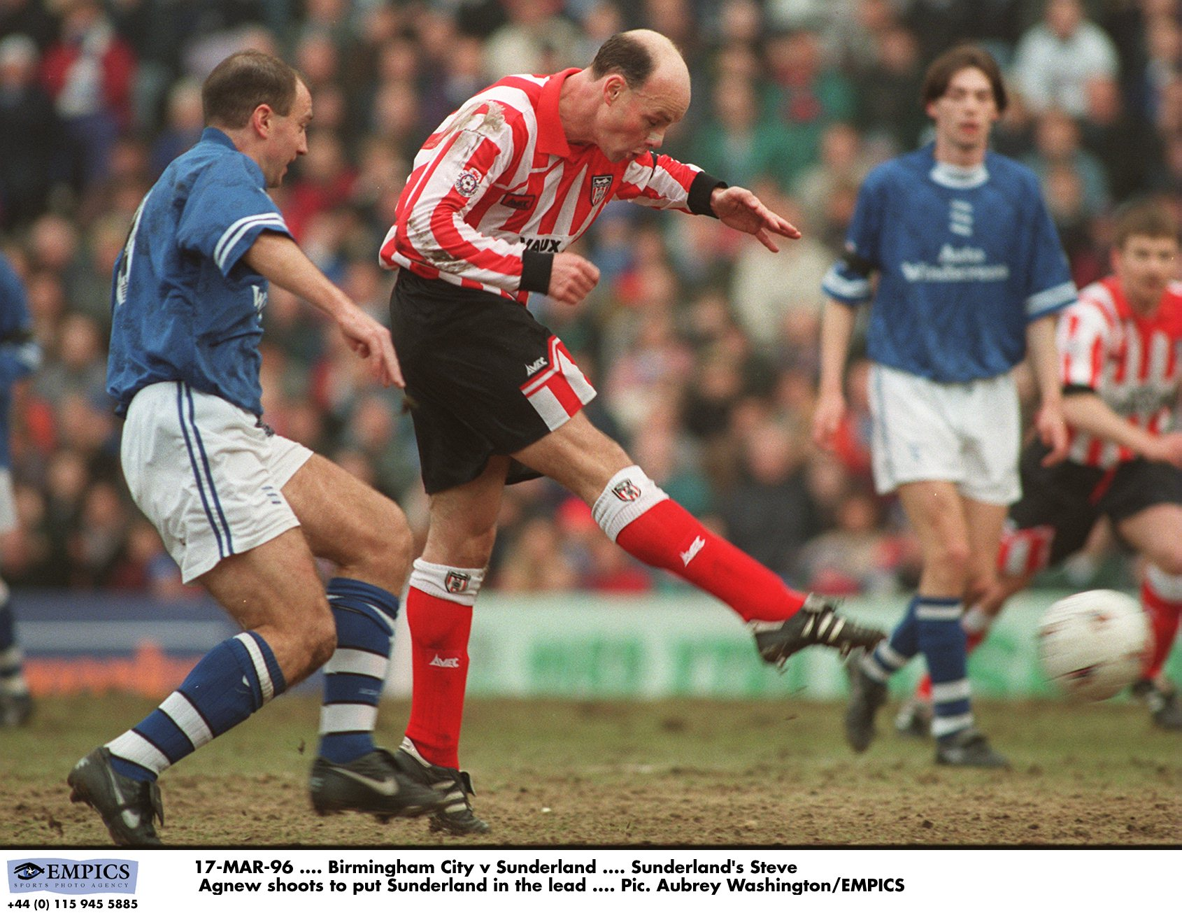 Birmingham City v Sunderland - Endsleigh League Division One - Soccer