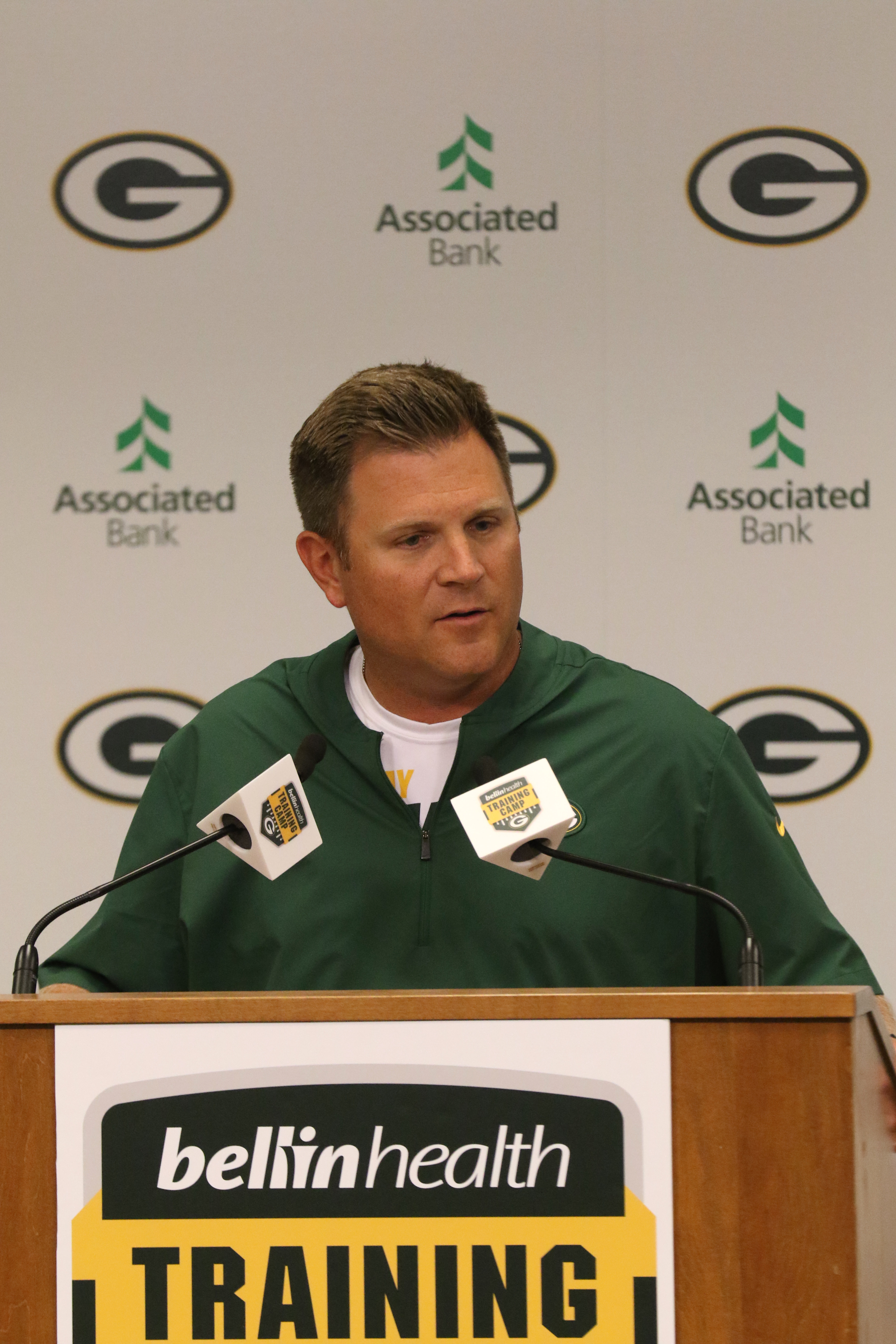 NFL: JUL 24 Green Bay Packers Shareholders Meeting