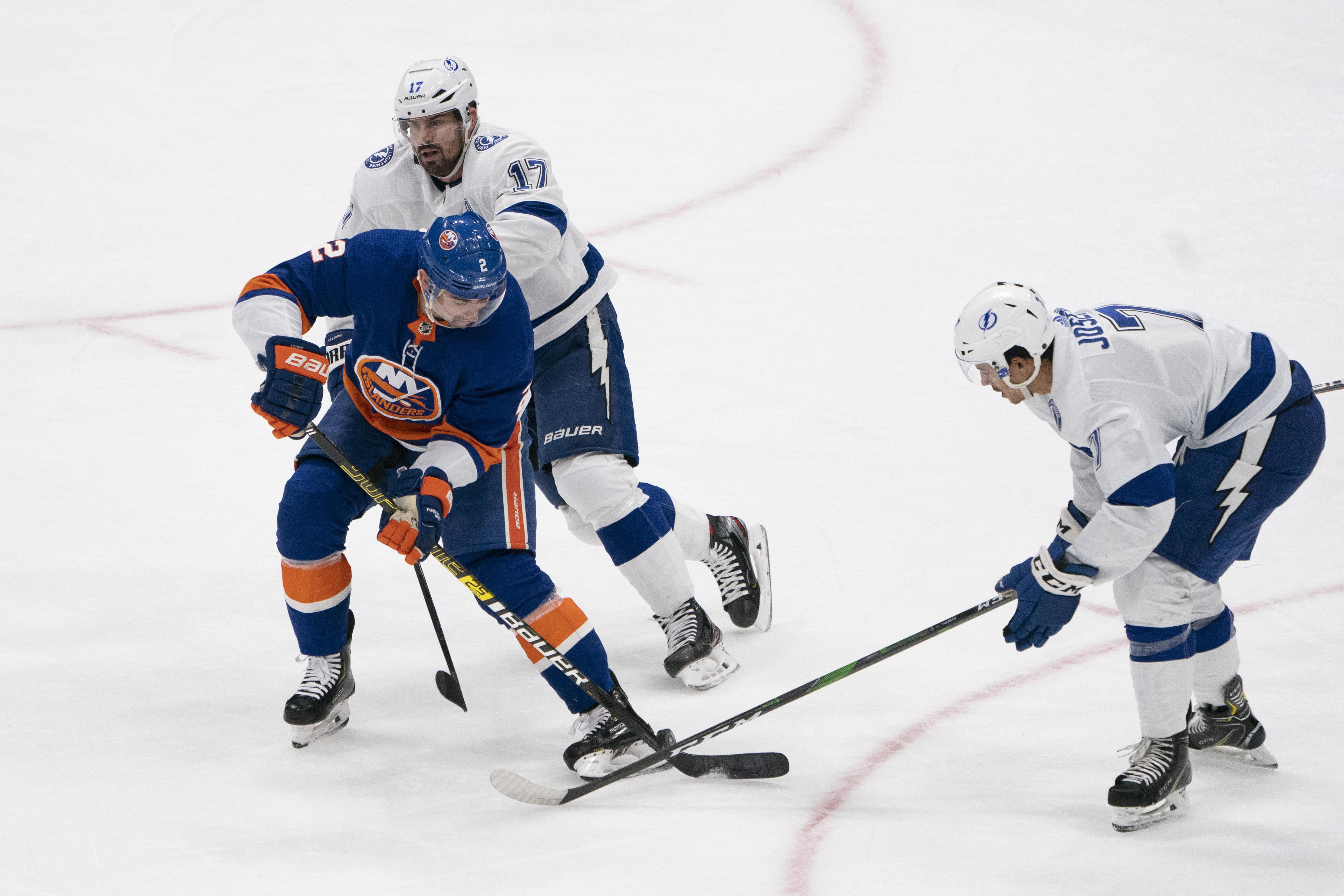 NHL: NOV 01 Lightning at Islanders