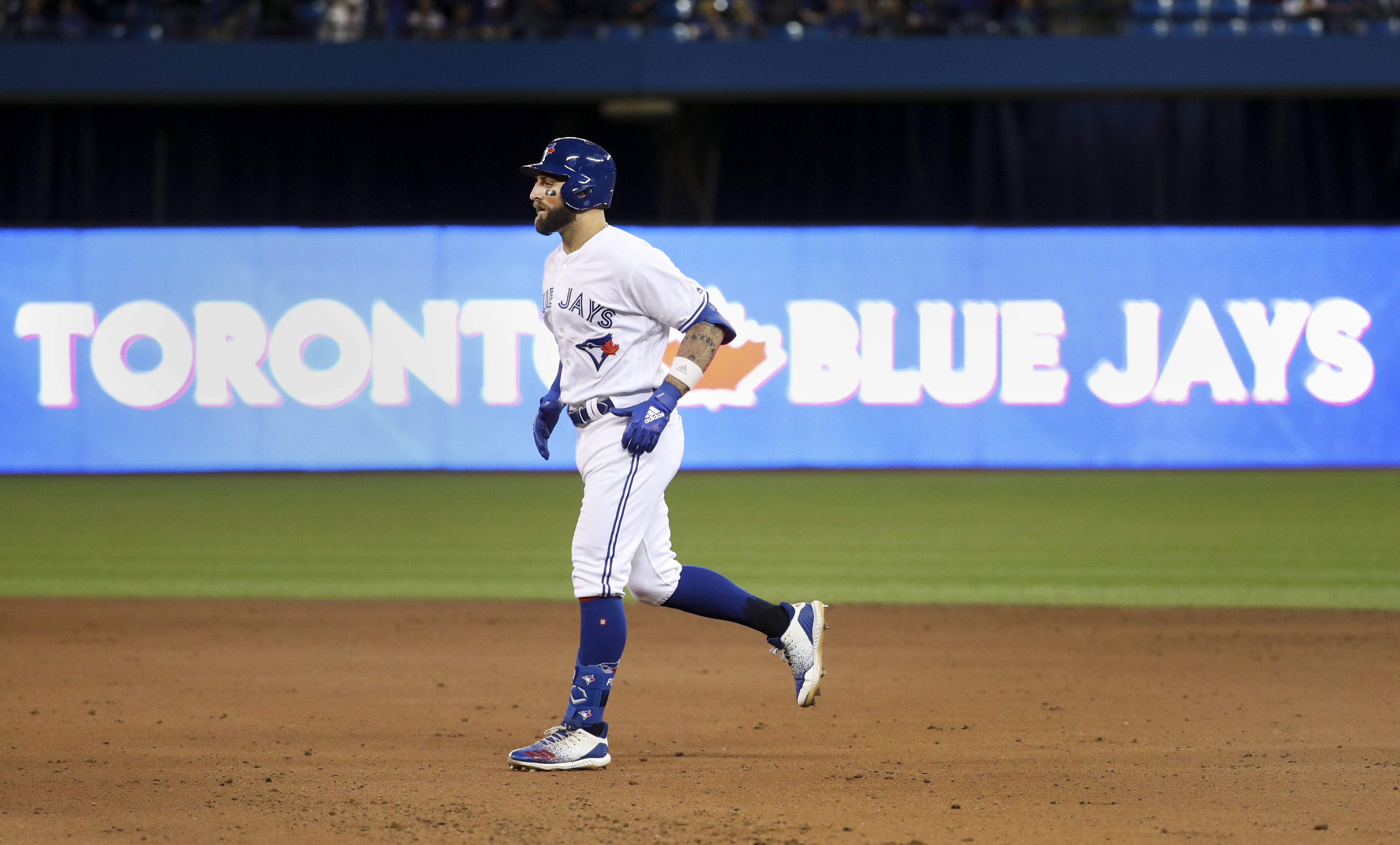 The Toronto Blue Jays took on the Detroit Tigers in the Jays Home Opener.