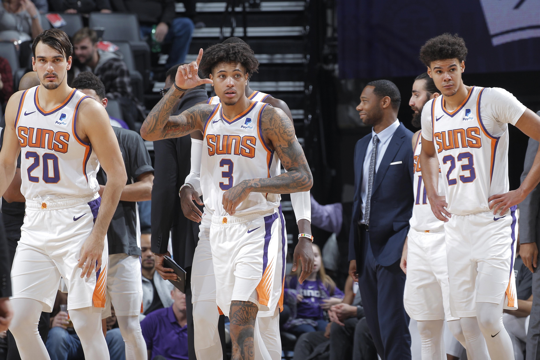 Phoenix Suns v Sacramento Kings