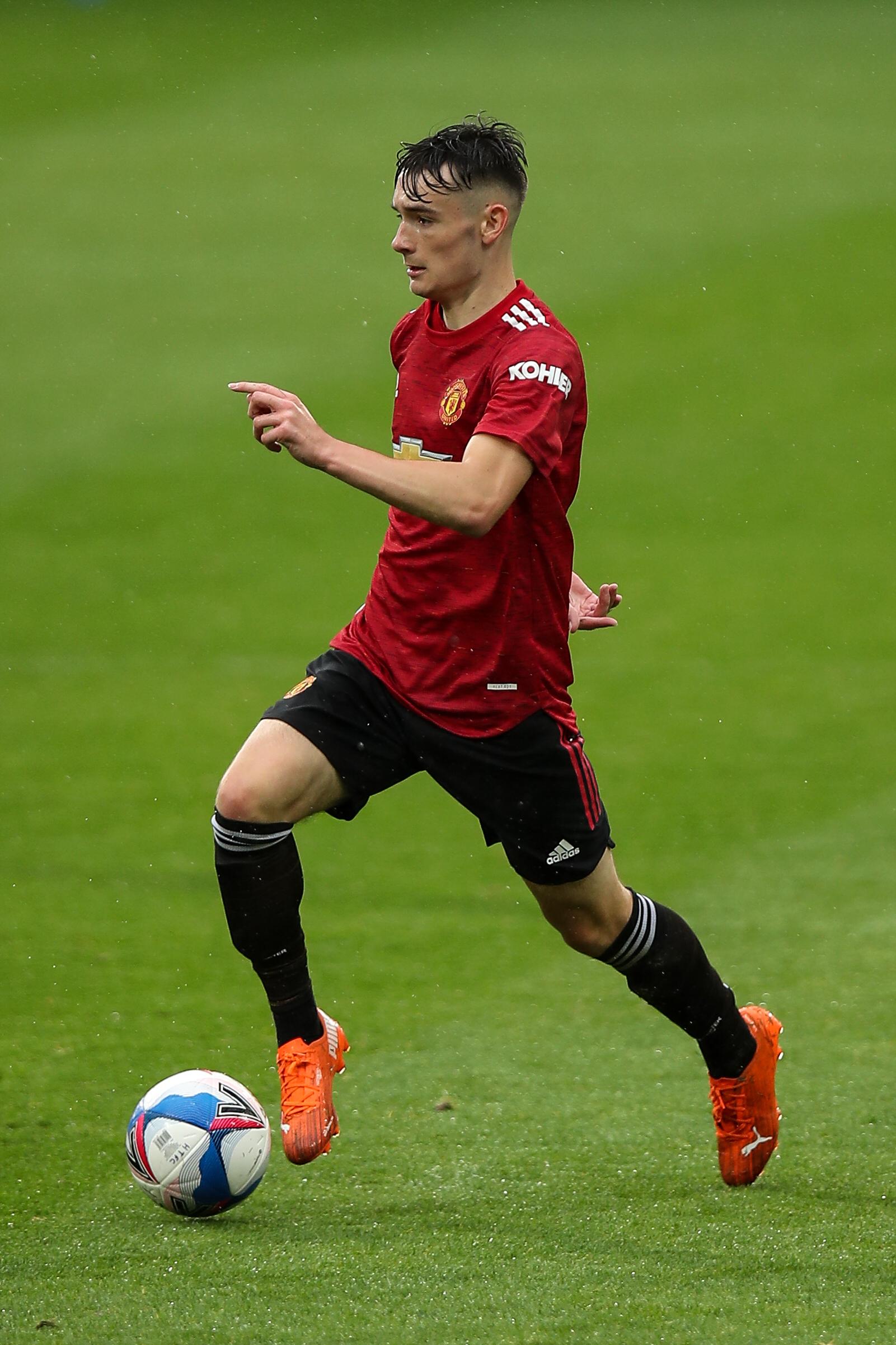 Huddersfield Town v Manchester United U23