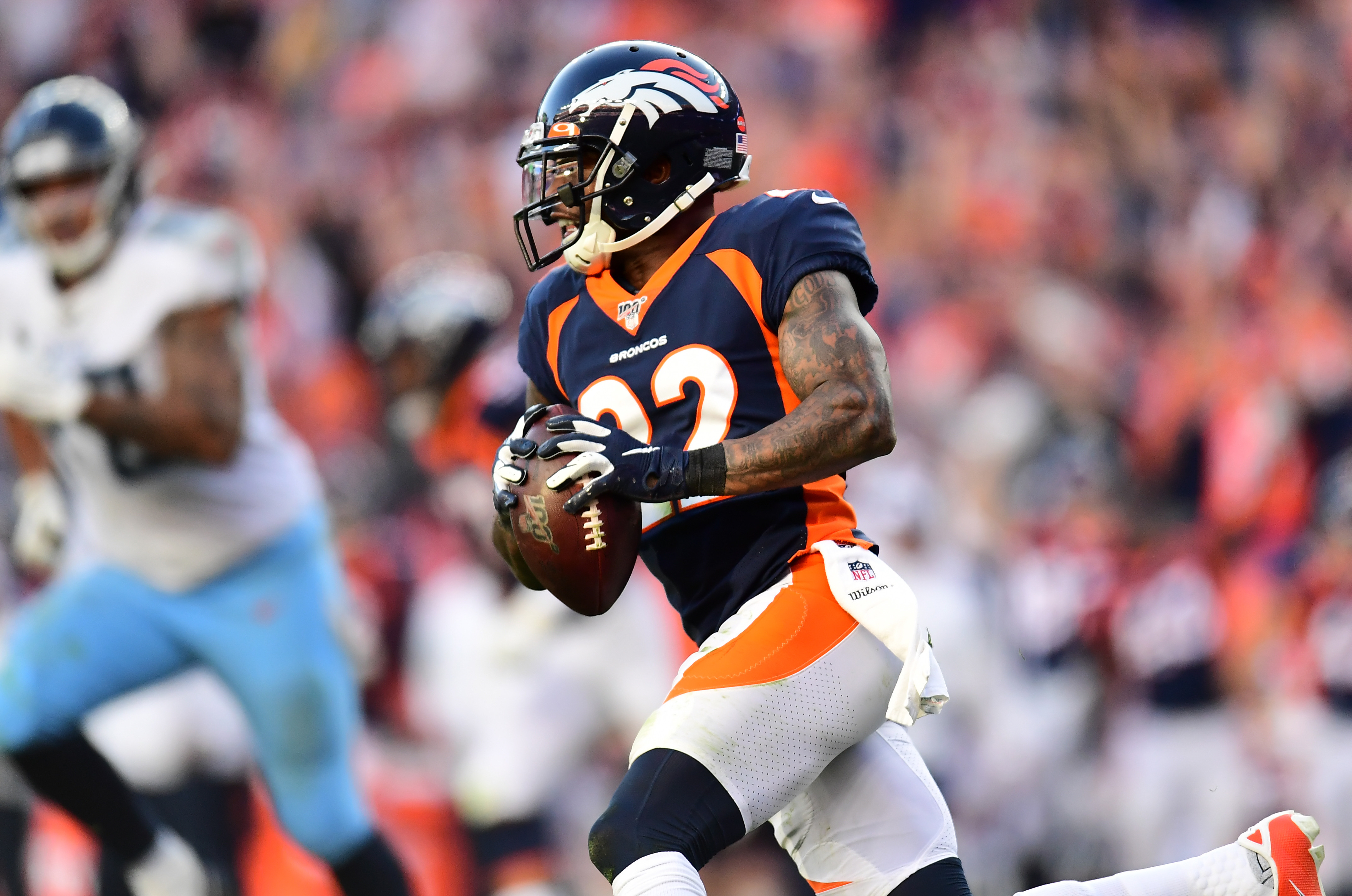 NFL: Tennessee Titans at Denver Broncos