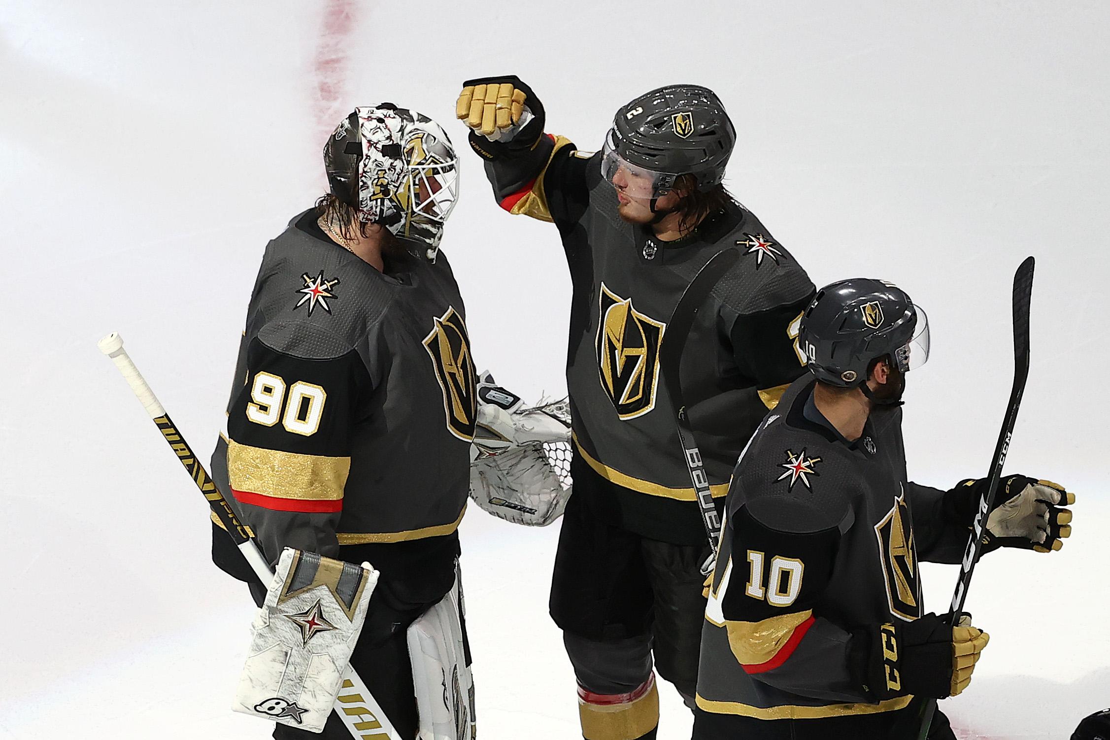 Dallas Stars v Vegas Golden Knights - Game Two