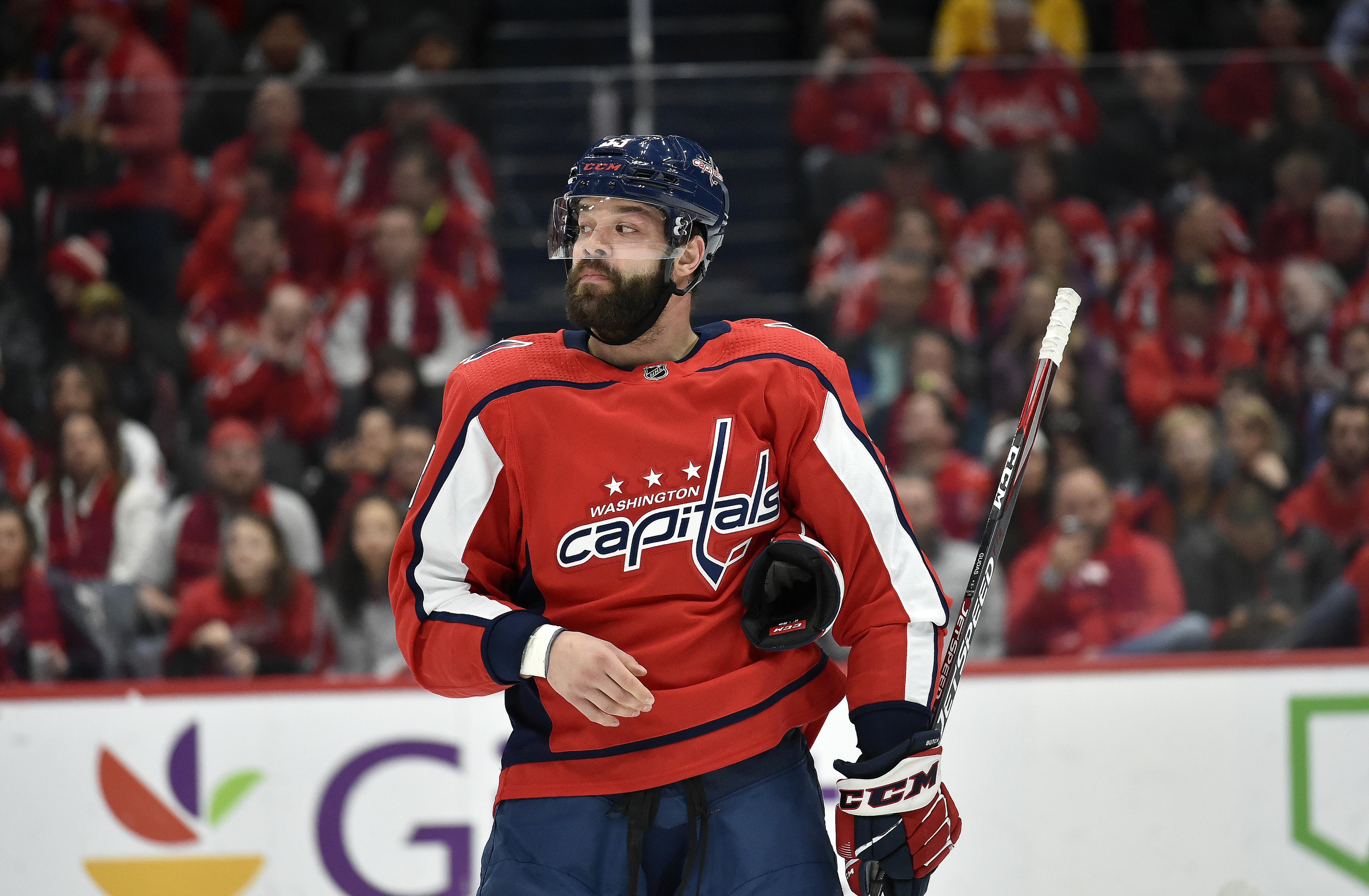 NHL: JAN 29 Predators at Capitals