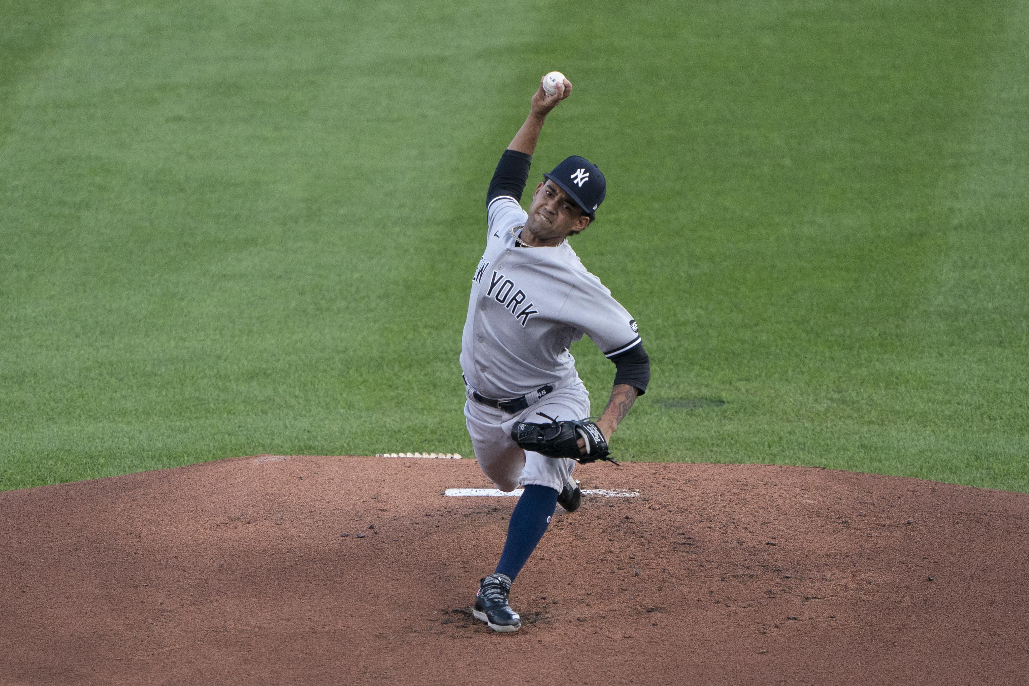 MLB: SEP 09 Yankees at Blue Jays