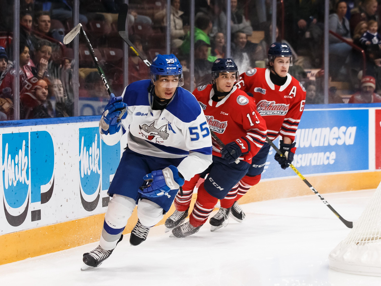 Sudbury Wolves v Oshawa Generals