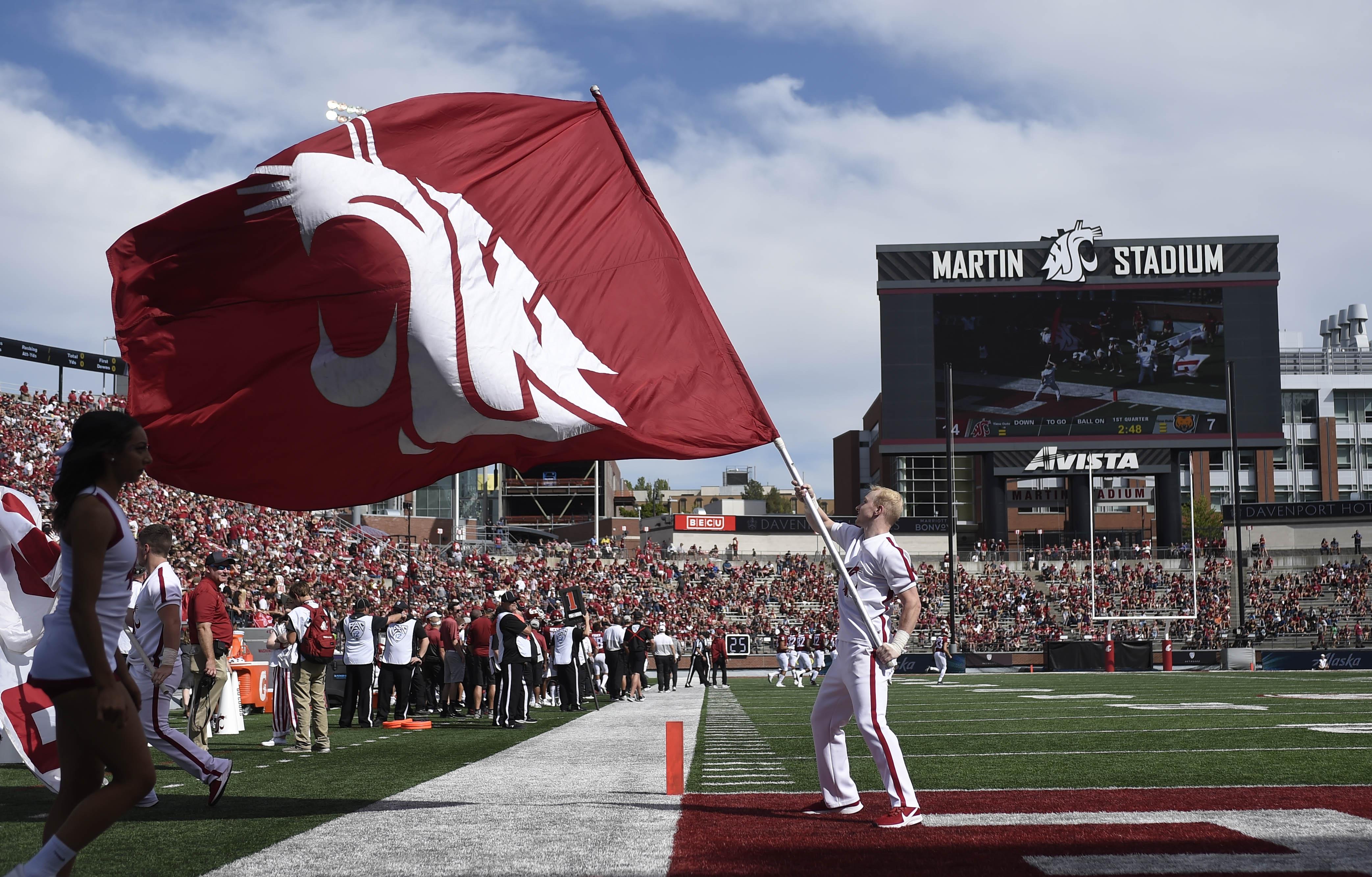 NCAA Football: Northern Colorado at Washington State
