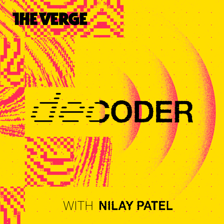 Decoder podcast tile artwork