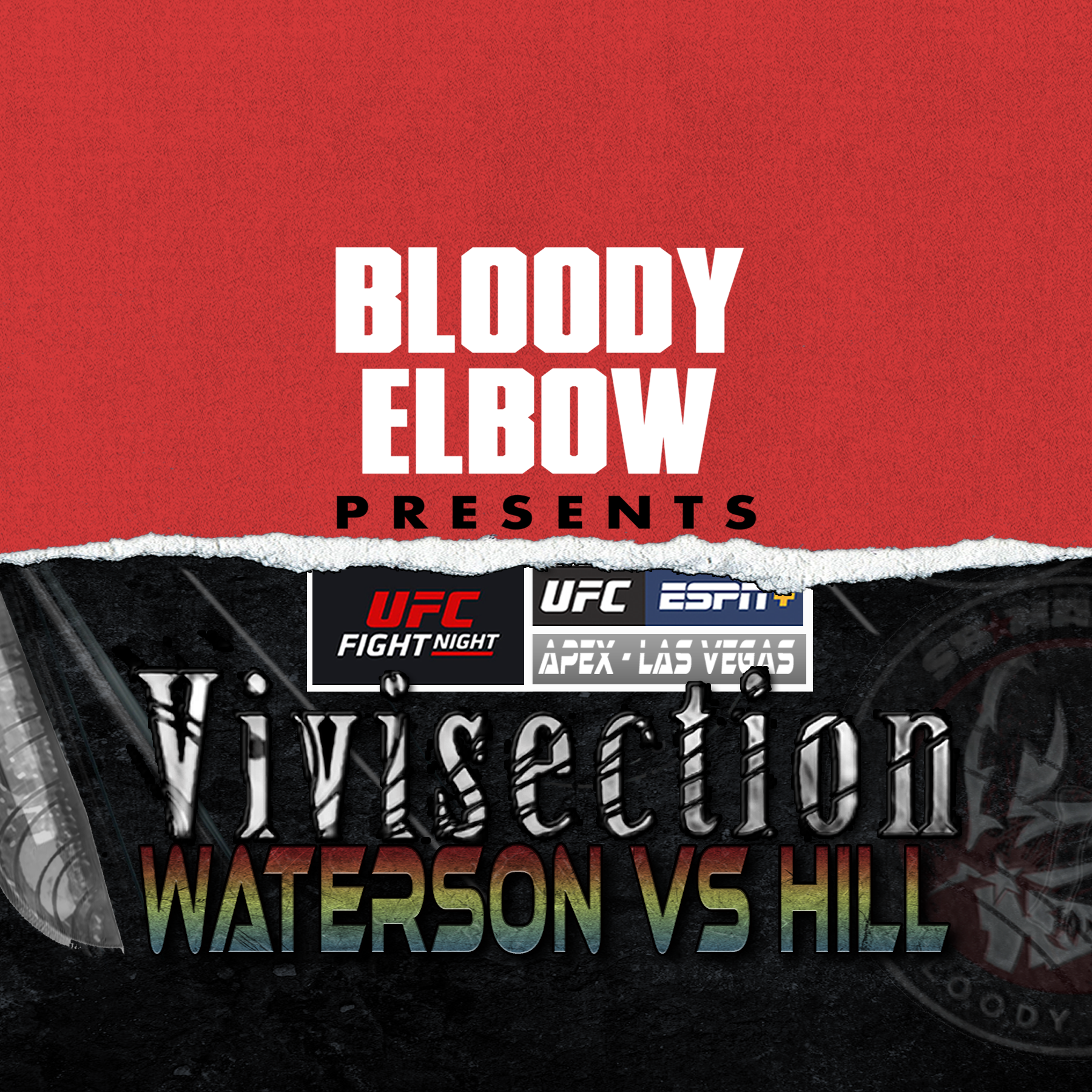 MMA Vivi, The MMA Vivisection, Waterson vs Hill Preview, UFC VEGAS 10 picks and predictions, UFC Analysis, UFC Odds, UFC Podcast,
