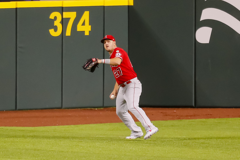 MLB: SEP 09 Angels at Rangers