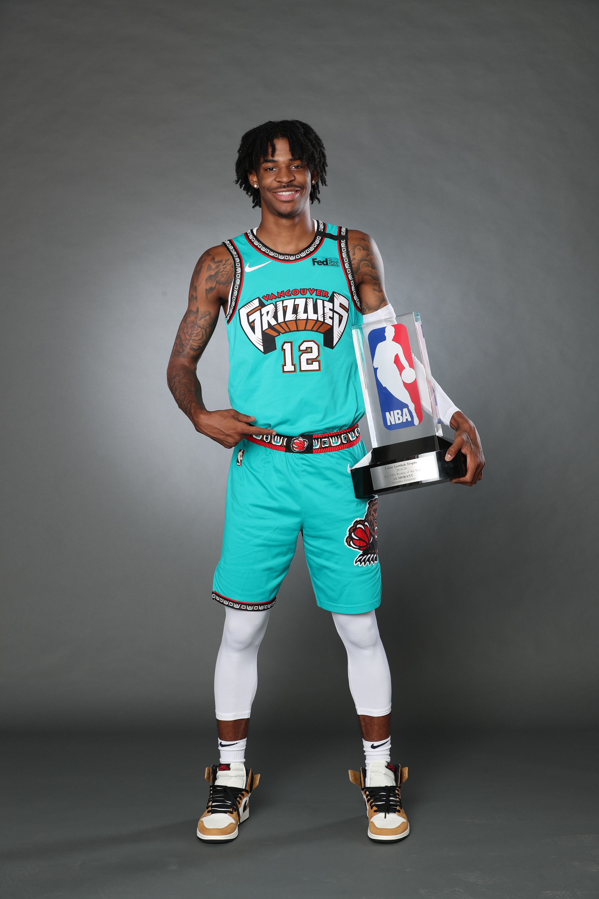 2019-20 Rookie of the Year Award