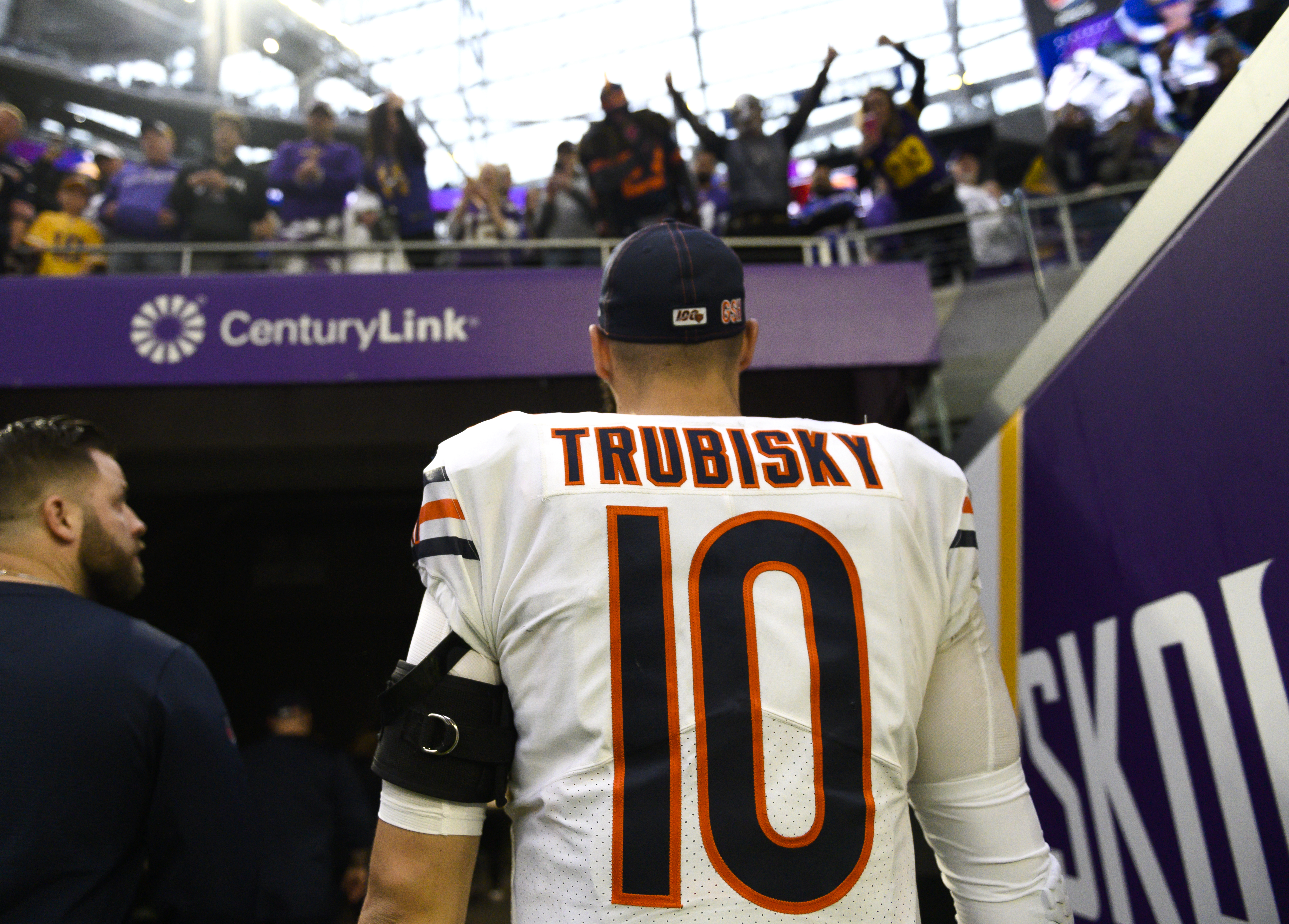 The Bears once again are pinning their hopes on Mitch Trubisky. Where are he and they going? We're about to find out.