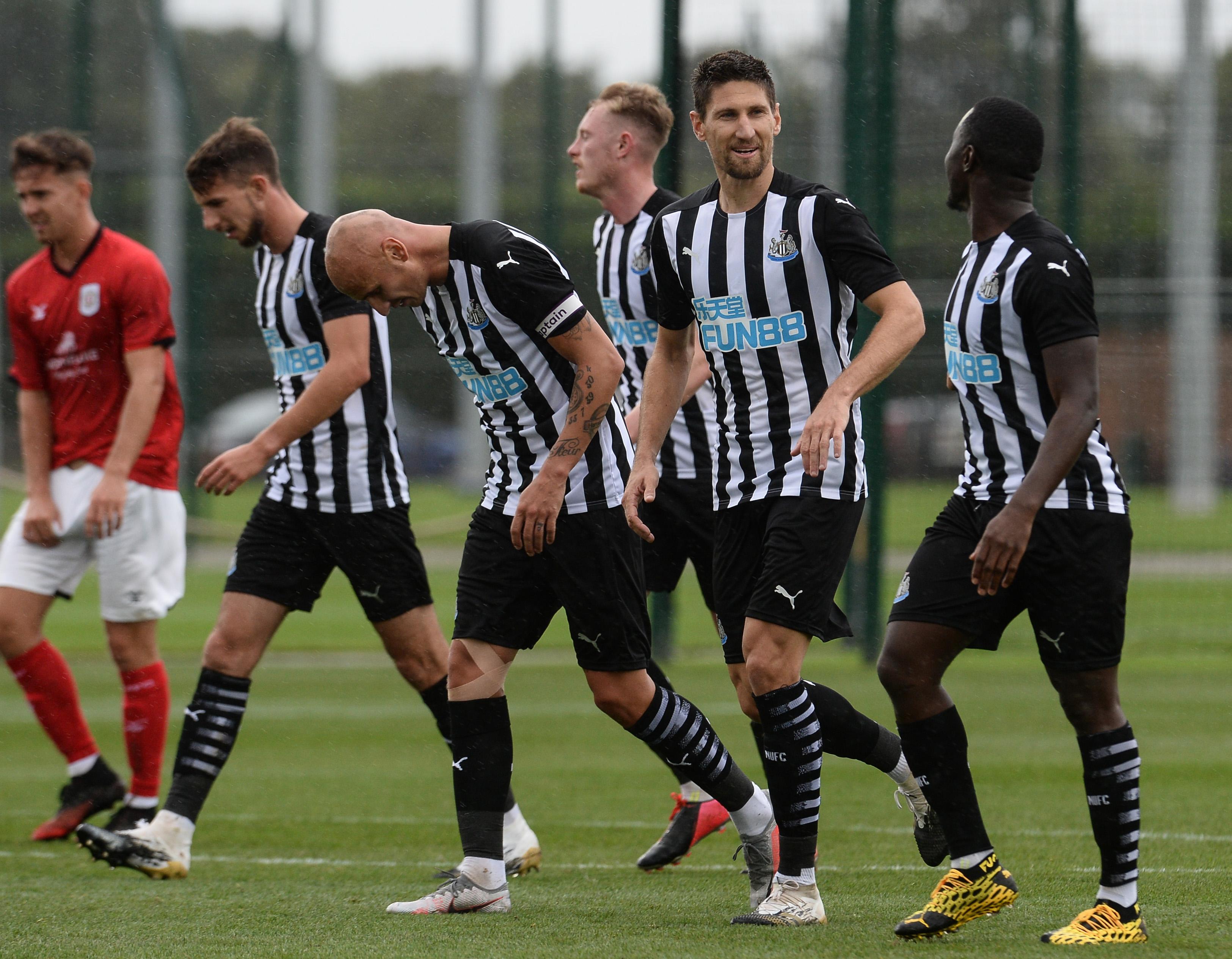 Newcastle United v Crewe Alexandra - Pre-Season Friendly
