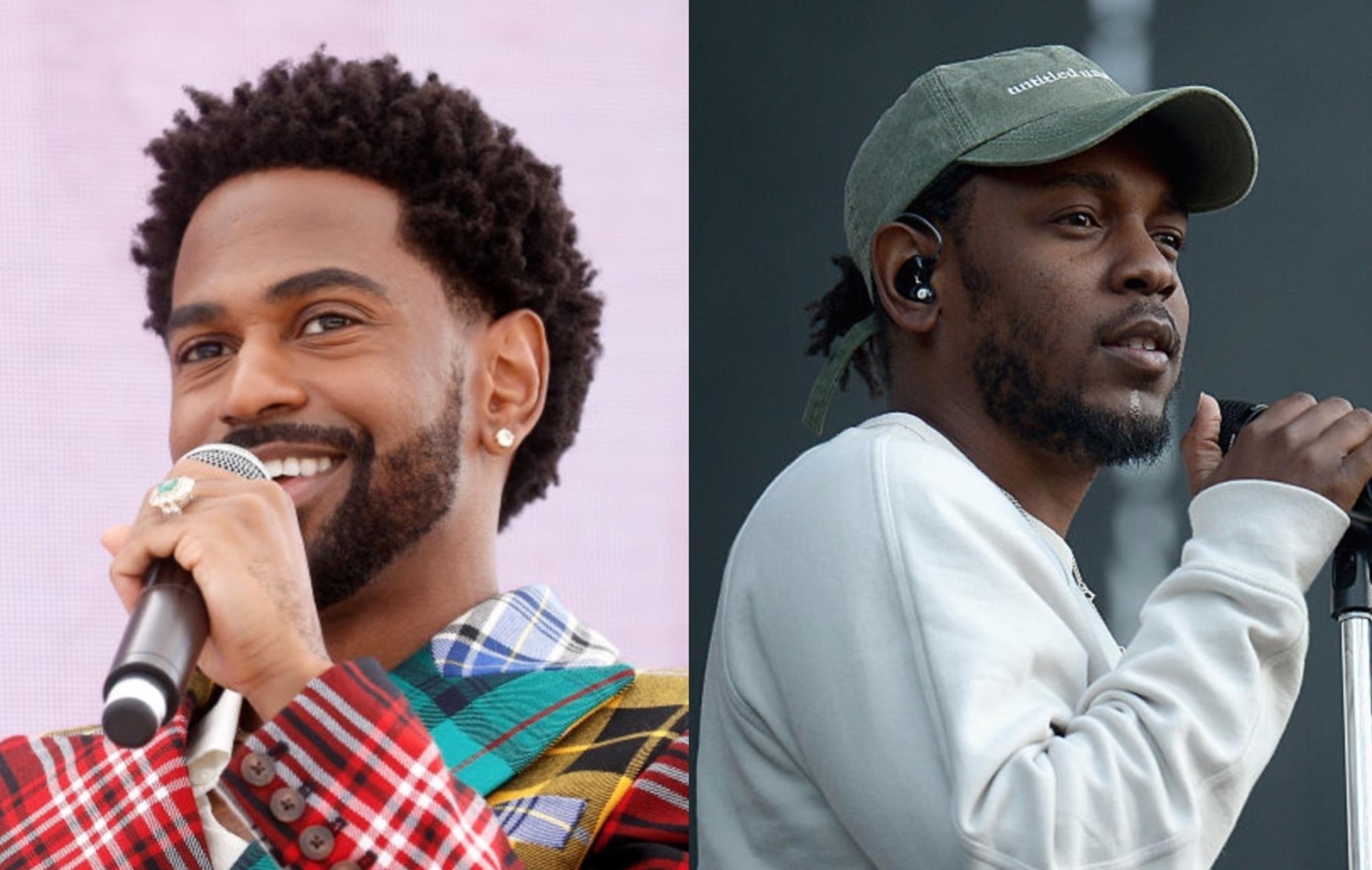 Big Sean and Kendrick Lamar