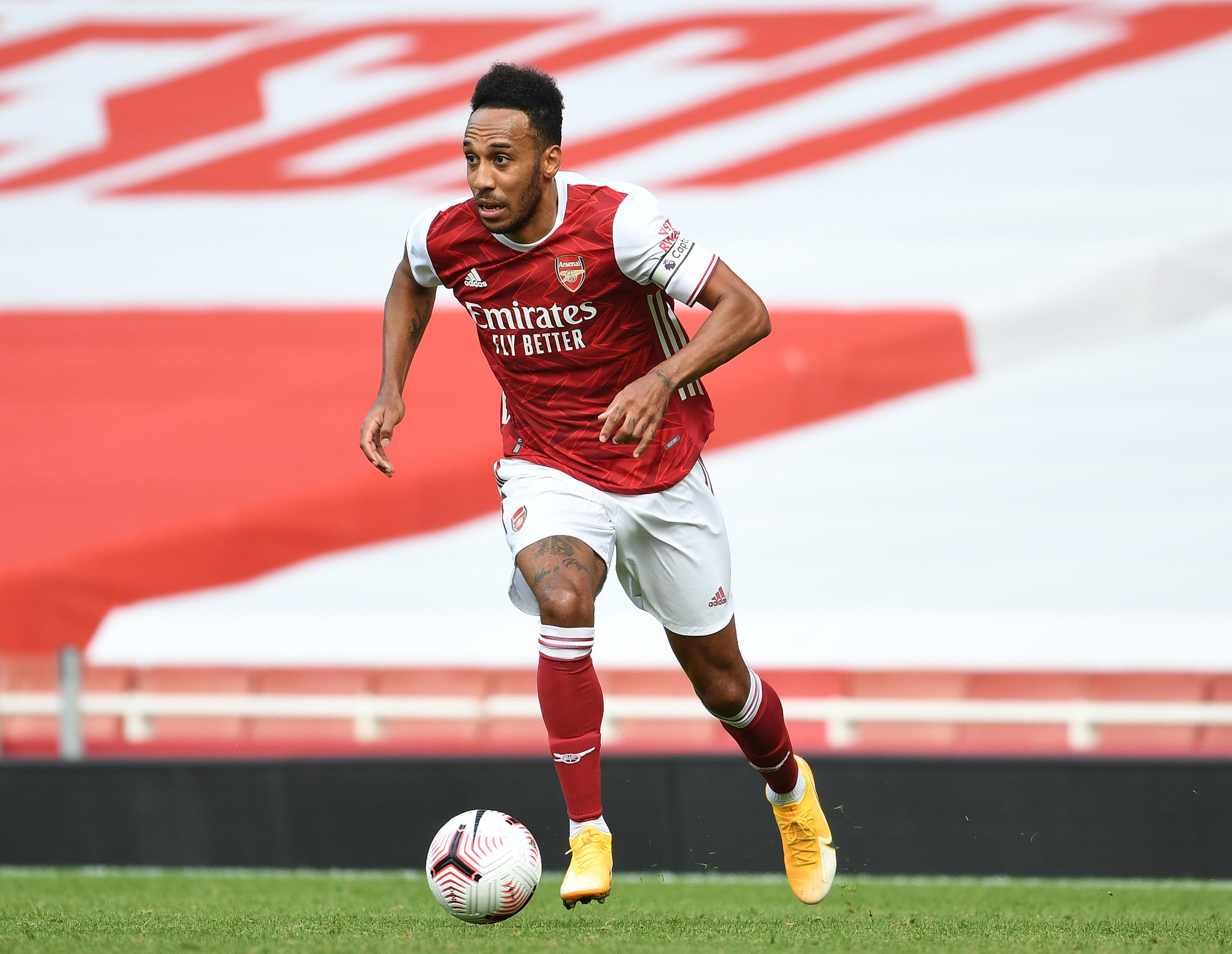 Pierre-Emerick Aubameyang - Arsenal - Premier League