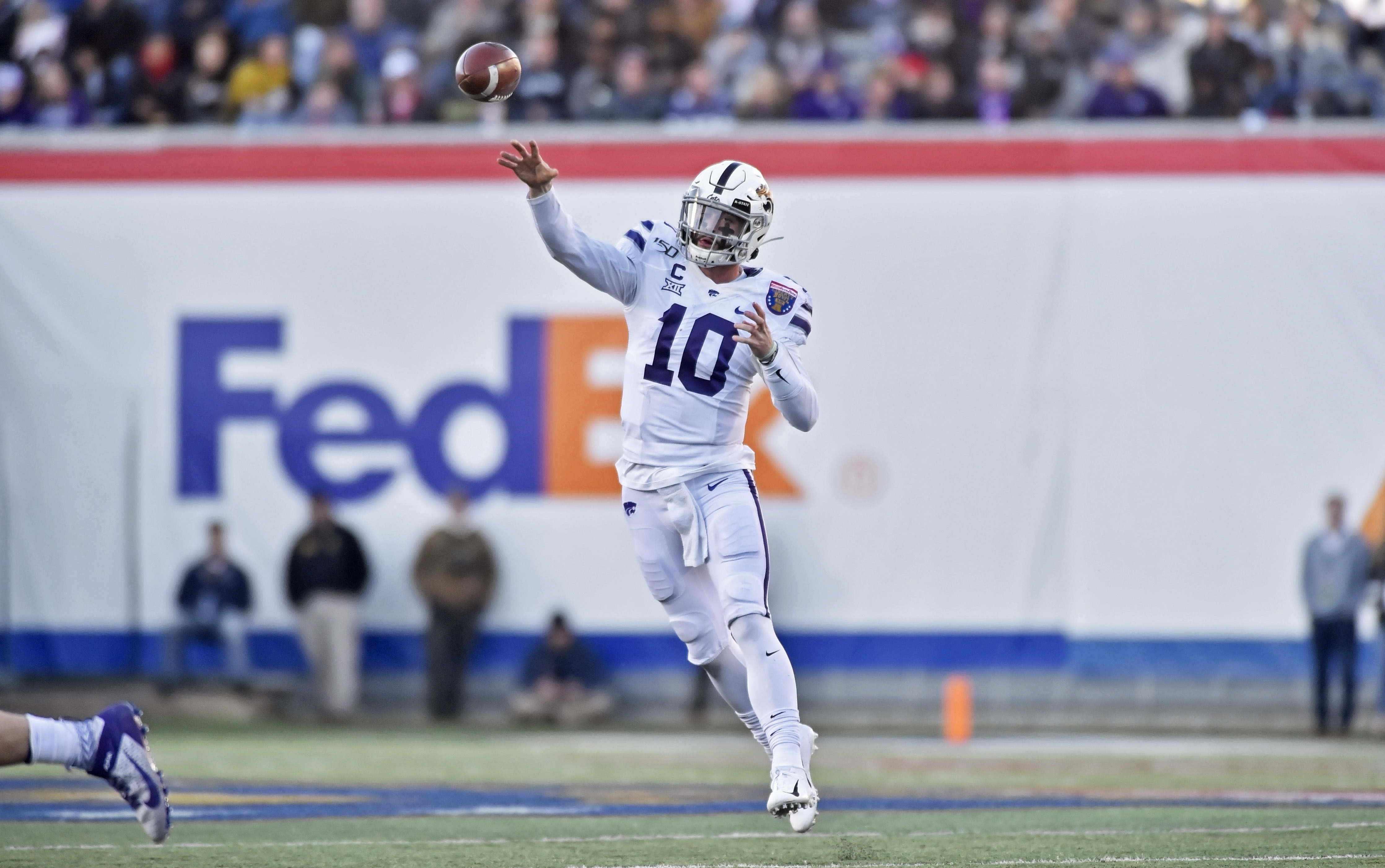 COLLEGE FOOTBALL: DEC 31 Liberty Bowl - Navy v Kansas State