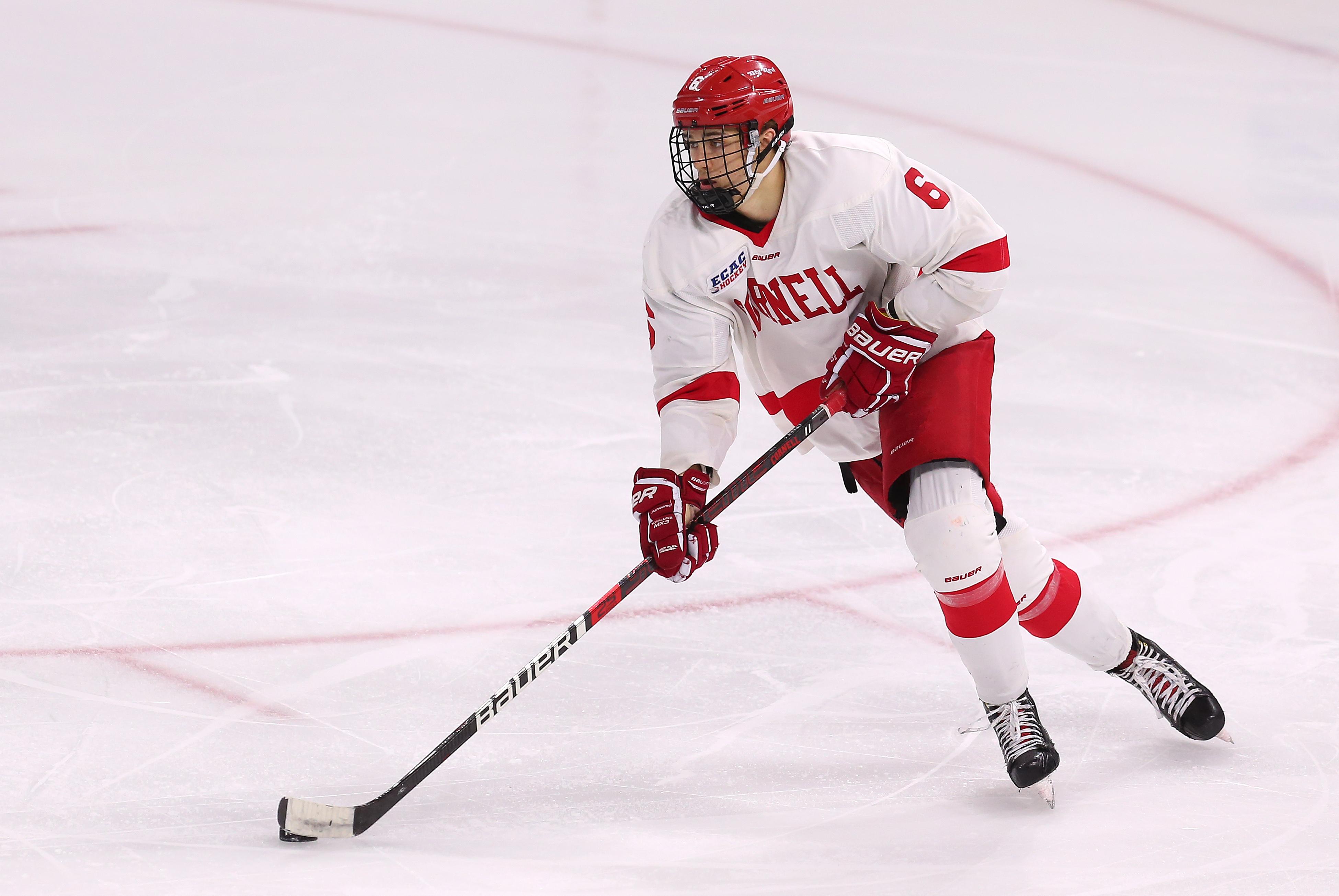 NCAA HOCKEY: MAR 31 Div I Championship East Regional - Cornell v Providence