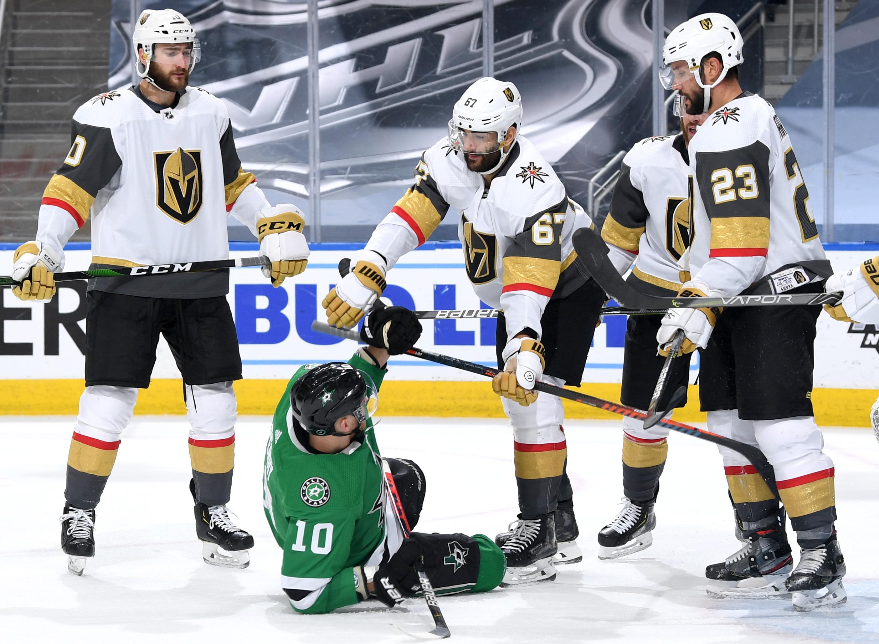 Vegas Golden Knights v Dallas Stars - Game Four