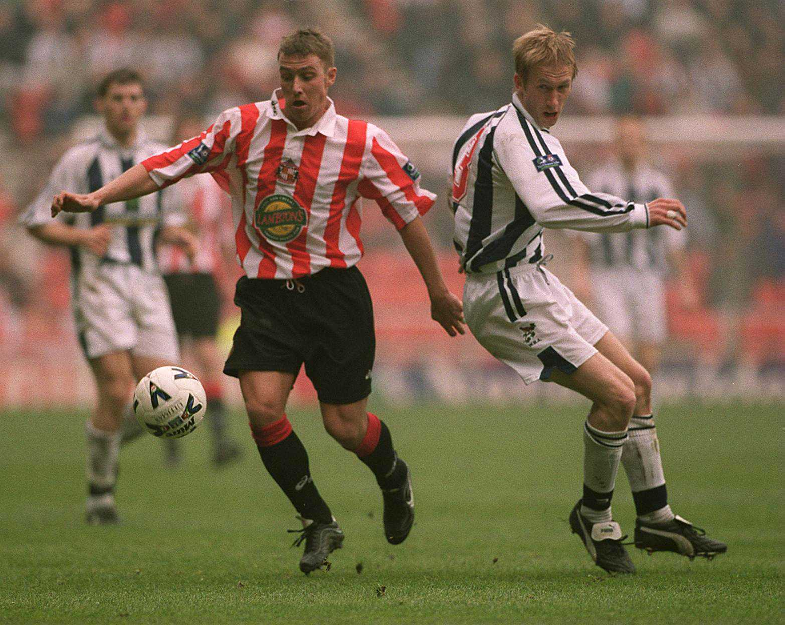 Soccer - Nationwide League Division One - Sunderland v West Bromwich Albion