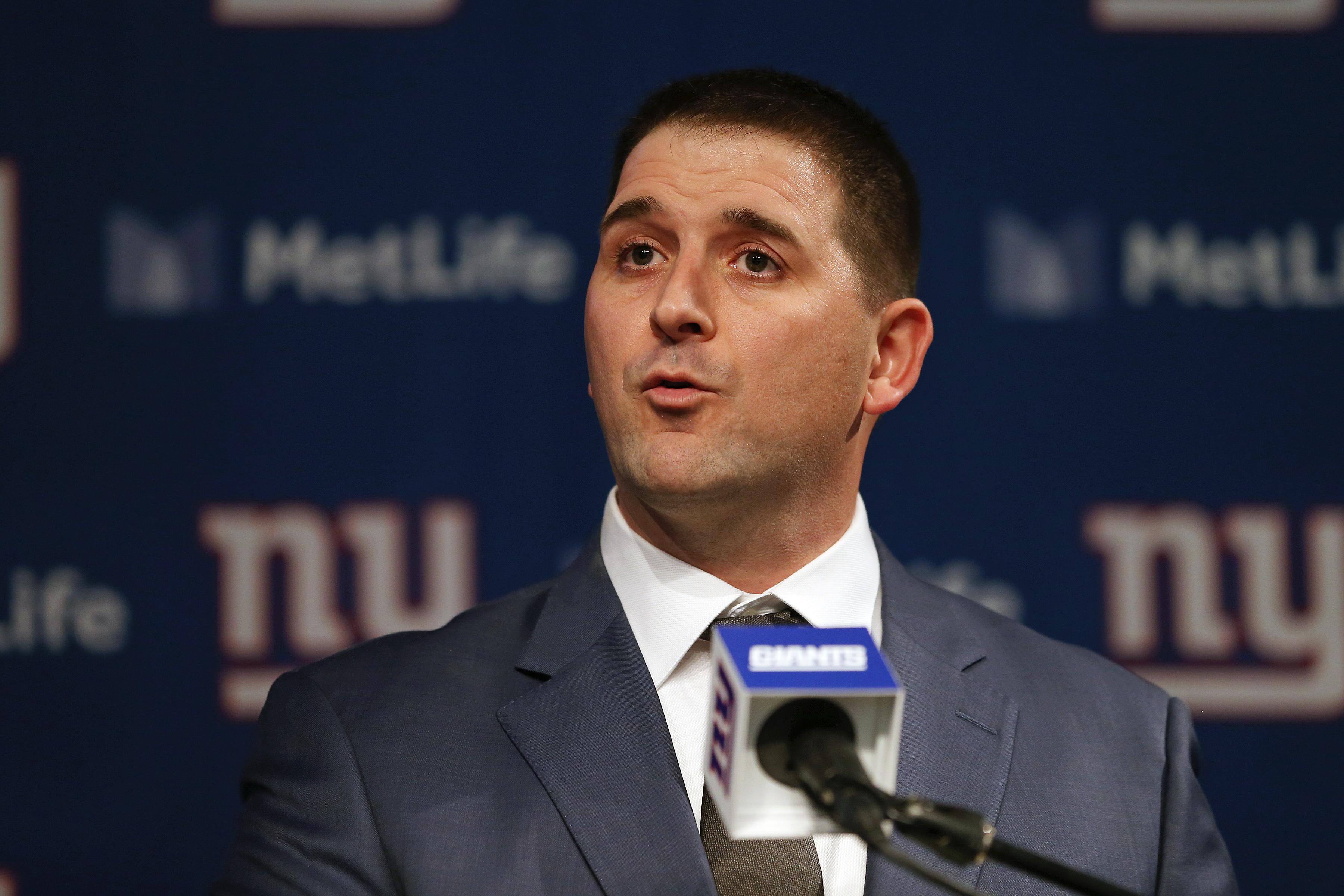 New York Giants Introduce New Head Coach Joe Judge