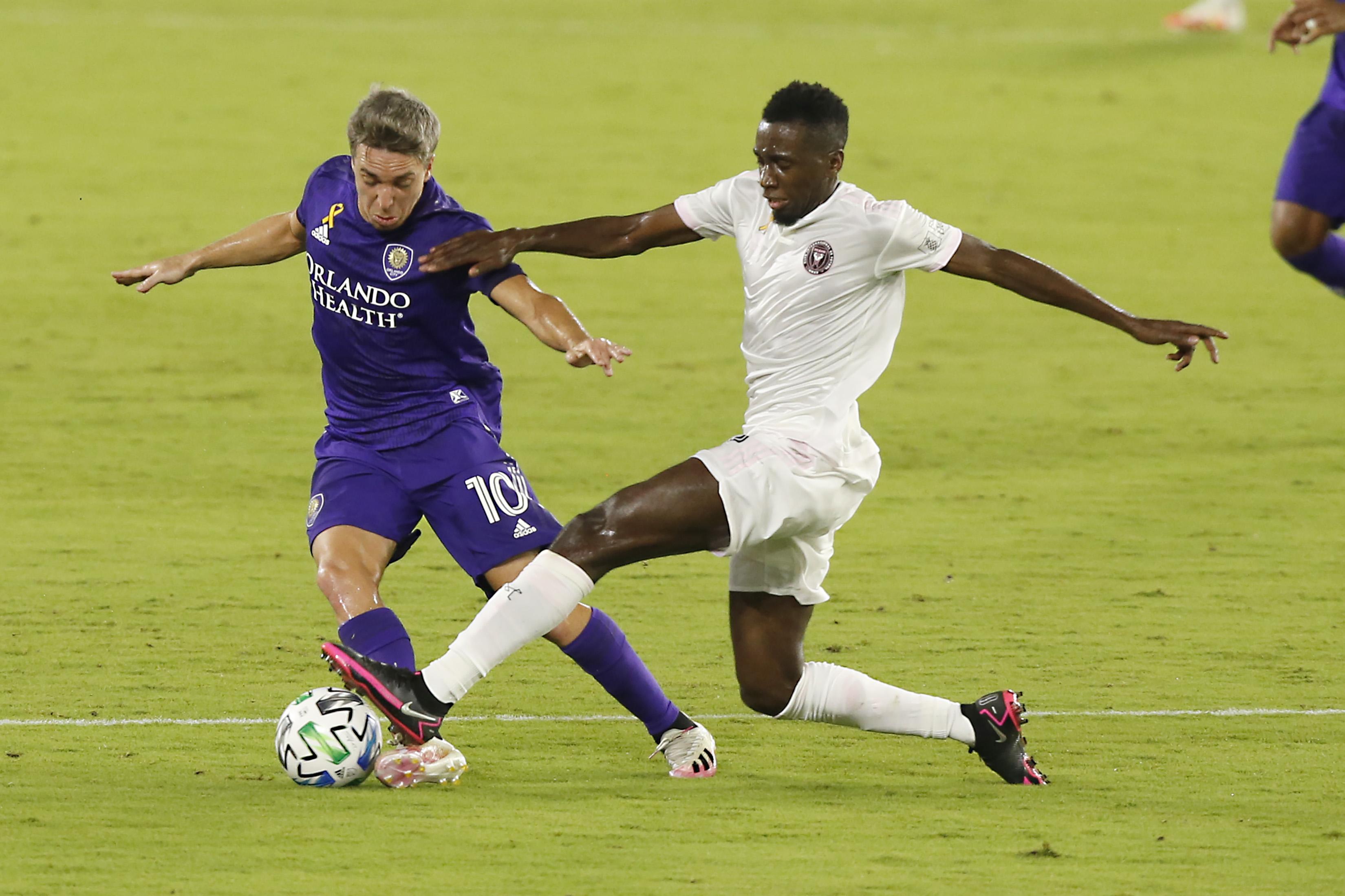 MLS: Inter Miami CF at Orlando City SC