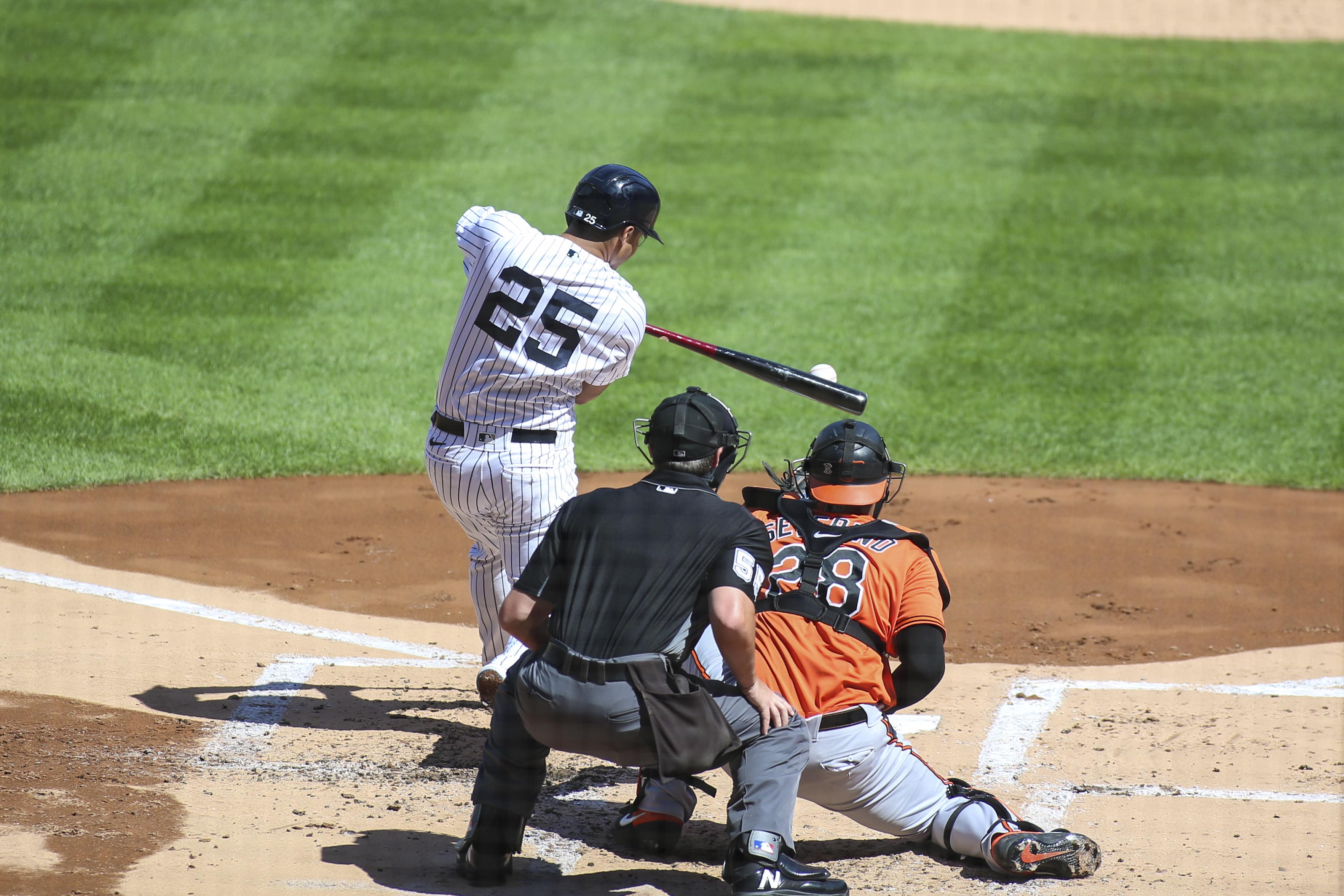 MLB: Baltimore Orioles at New York Yankees