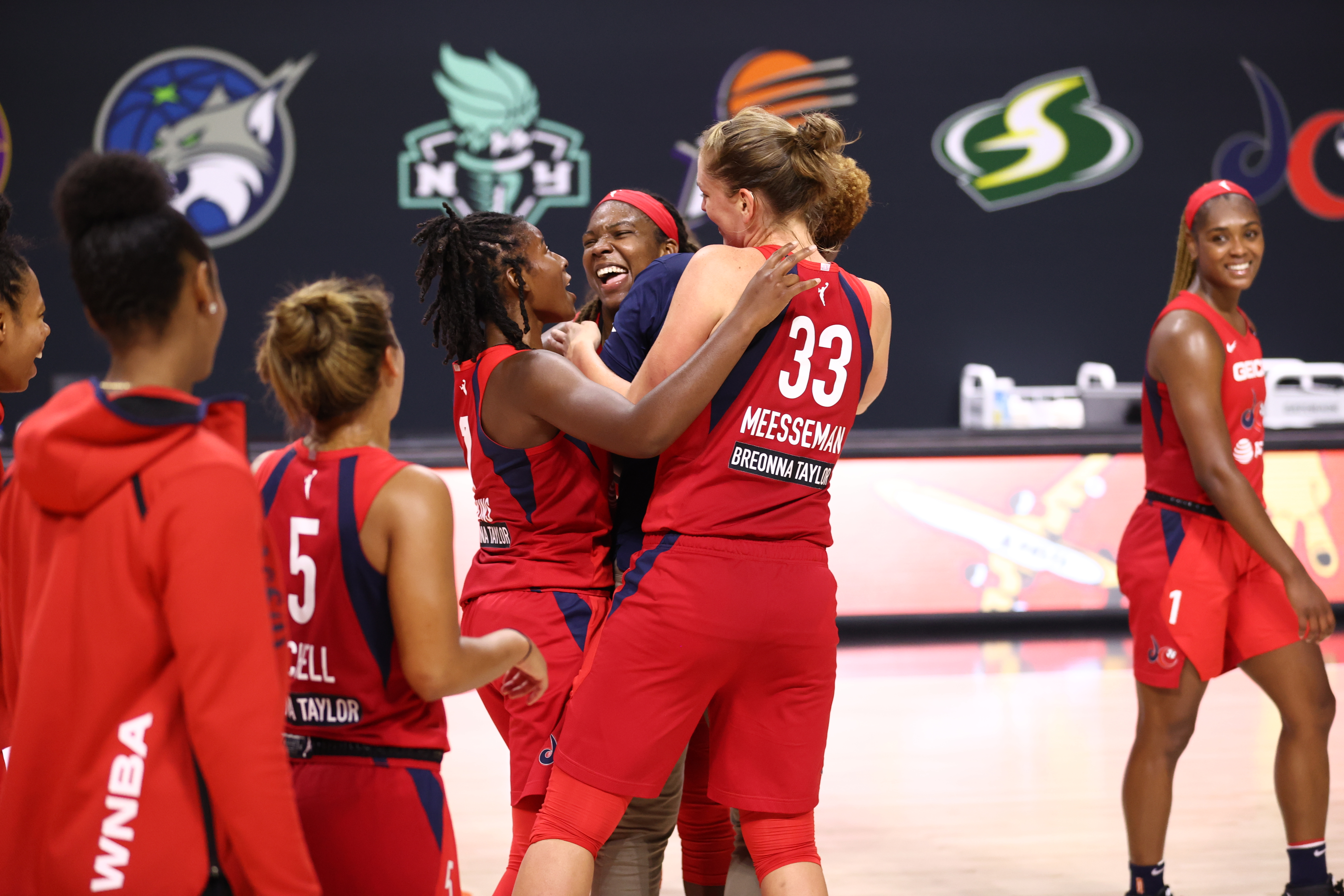 Washington Mystics v Atlanta Dream