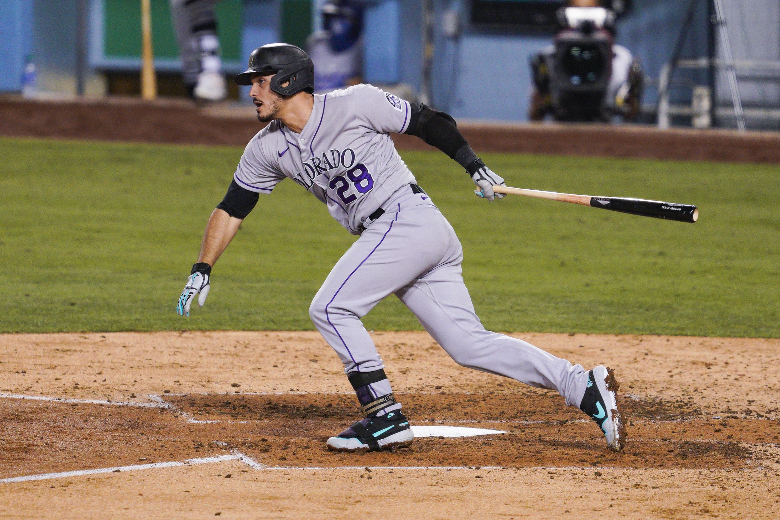 MLB: SEP 04 Rockies at Dodgers