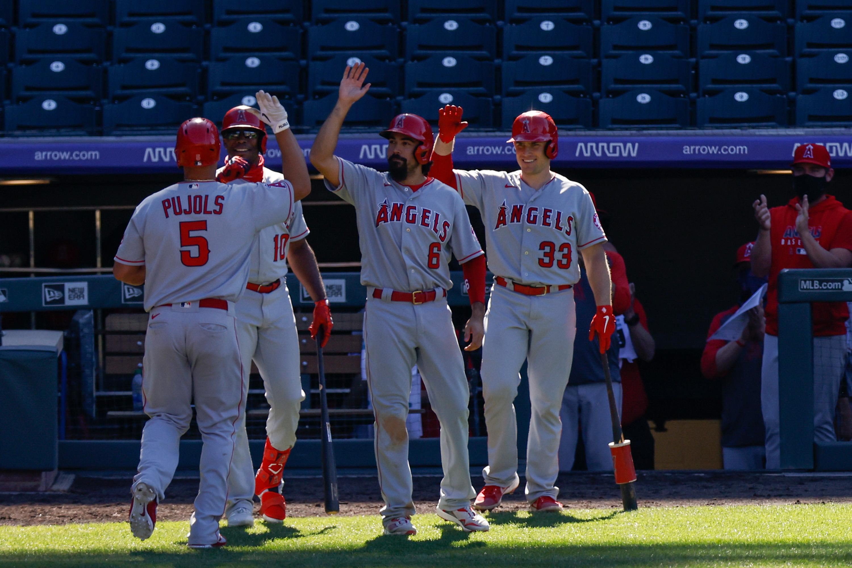 Los Angeles Angels v Colorado Rockies
