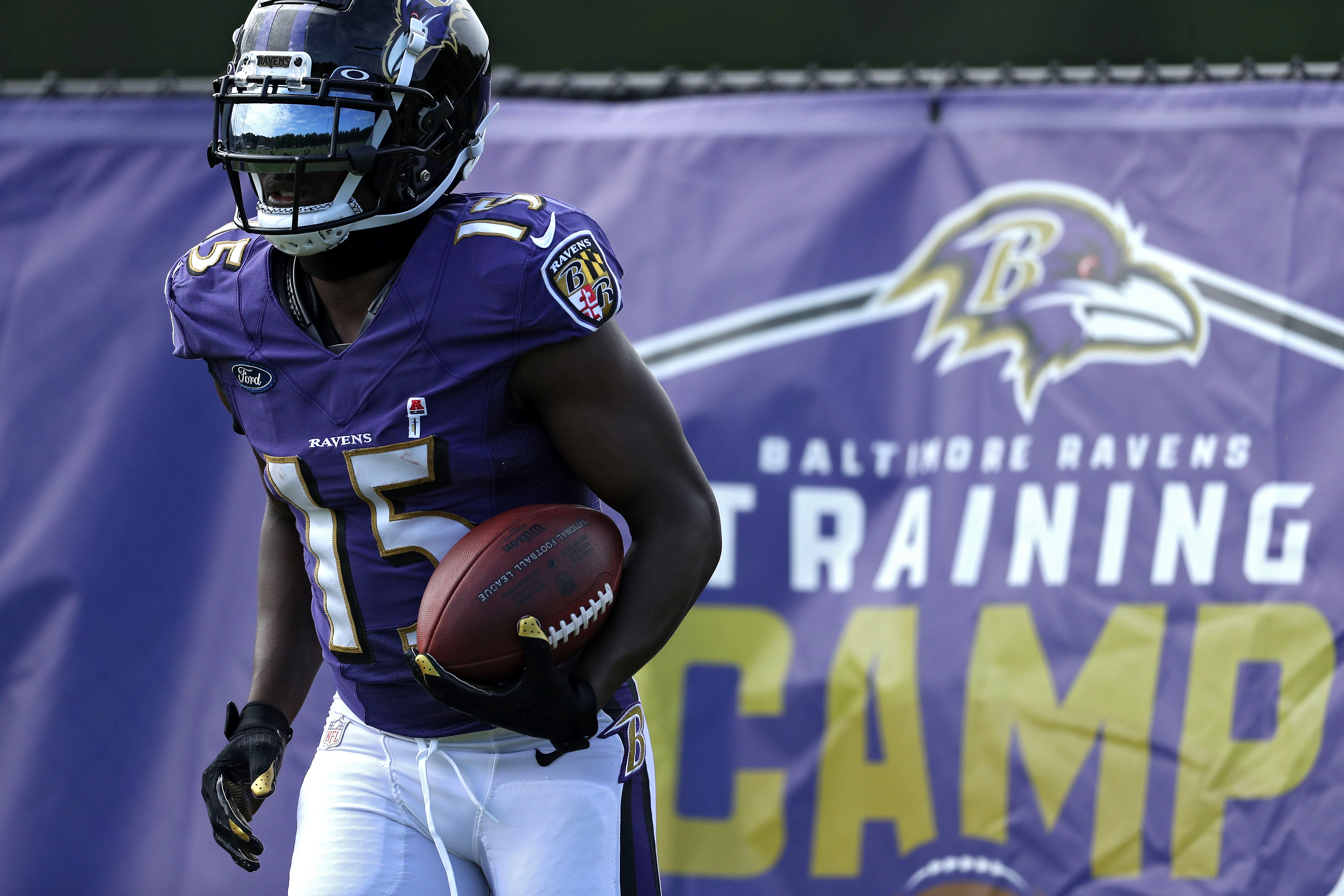Baltimore Ravens Training Camp