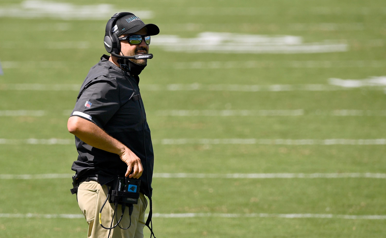 Las Vegas Raiders v Carolina Panthers