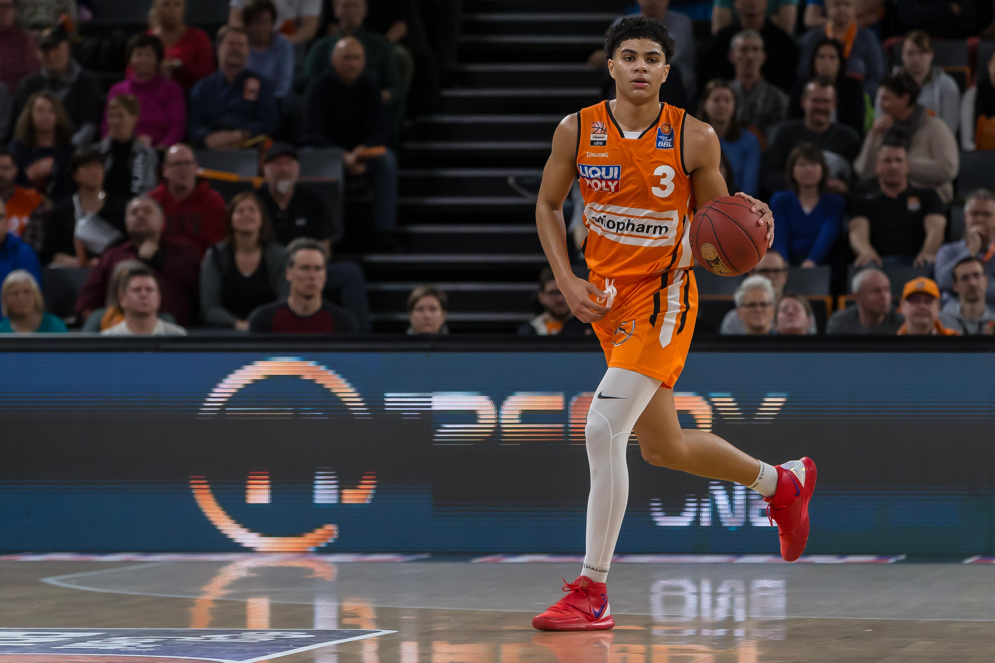Ratiopharm Ulm v MHP Riesen Ludwigsburg - EasyCredit Basketball Bundesliga