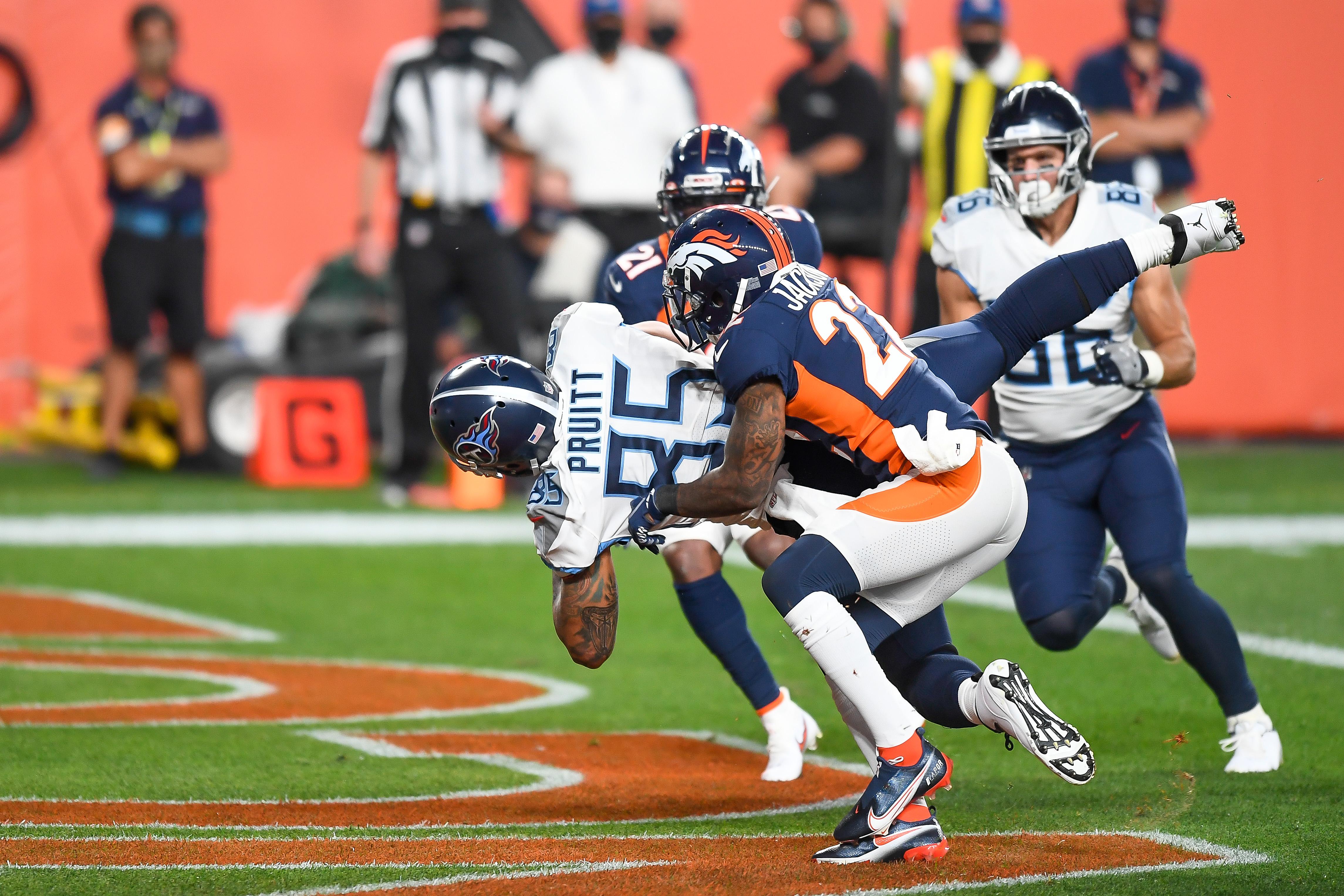 Tennessee Titans v Denver Broncos