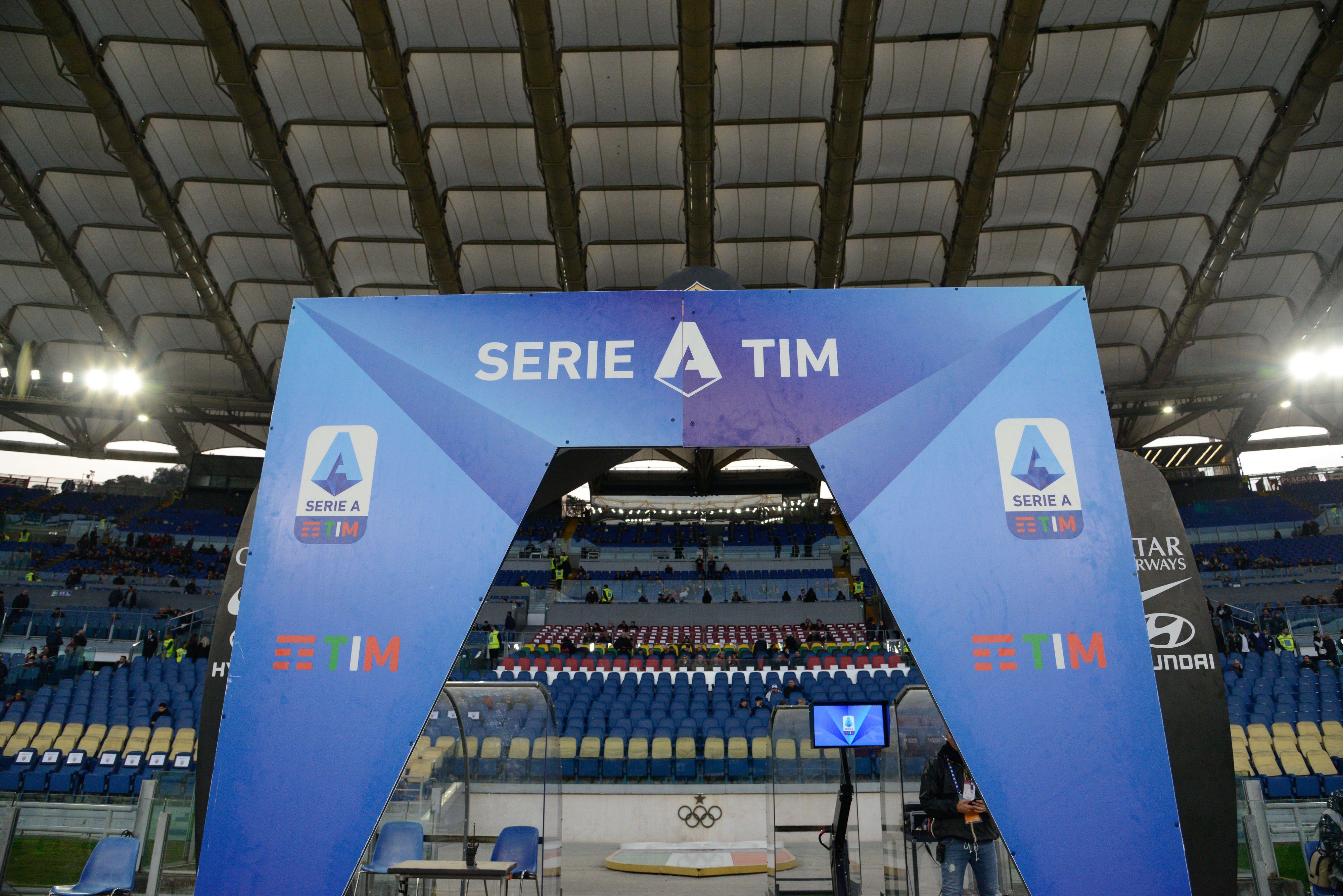 AS Roma v US Lecce - Serie A